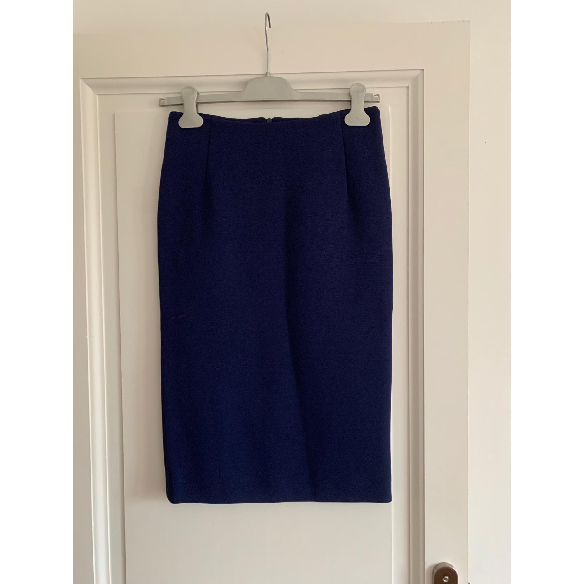 Jupe mi-longue L'AUTRE CHOSE Bleu, bleu marine, bleu turquoise