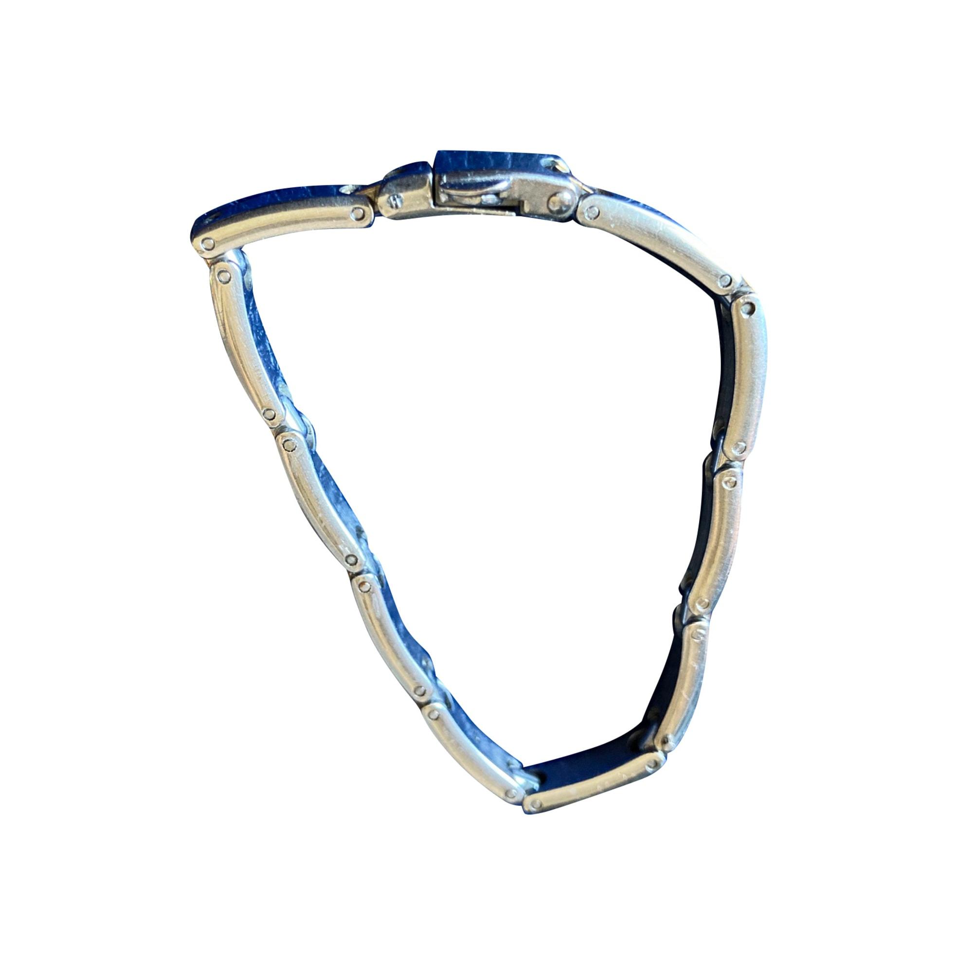 Bracelet PEQUIGNET Argenté, acier
