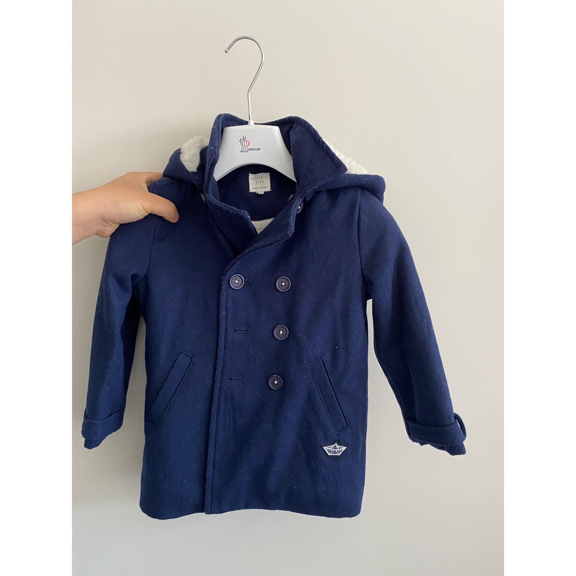 Manteau CARRÉMENT BEAU Bleu, bleu marine, bleu turquoise