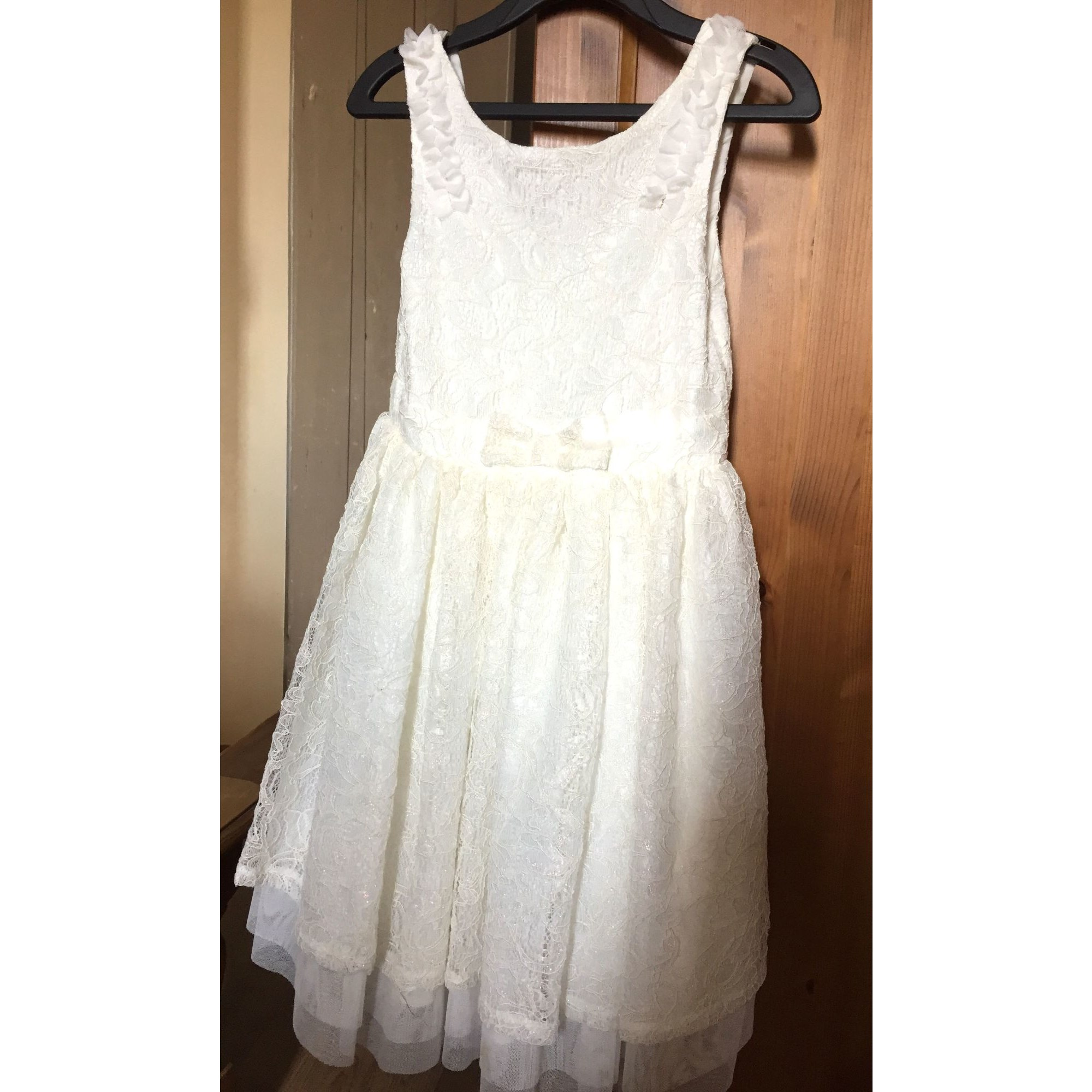 Robe ORCHESTRA Blanc, blanc cassé, écru