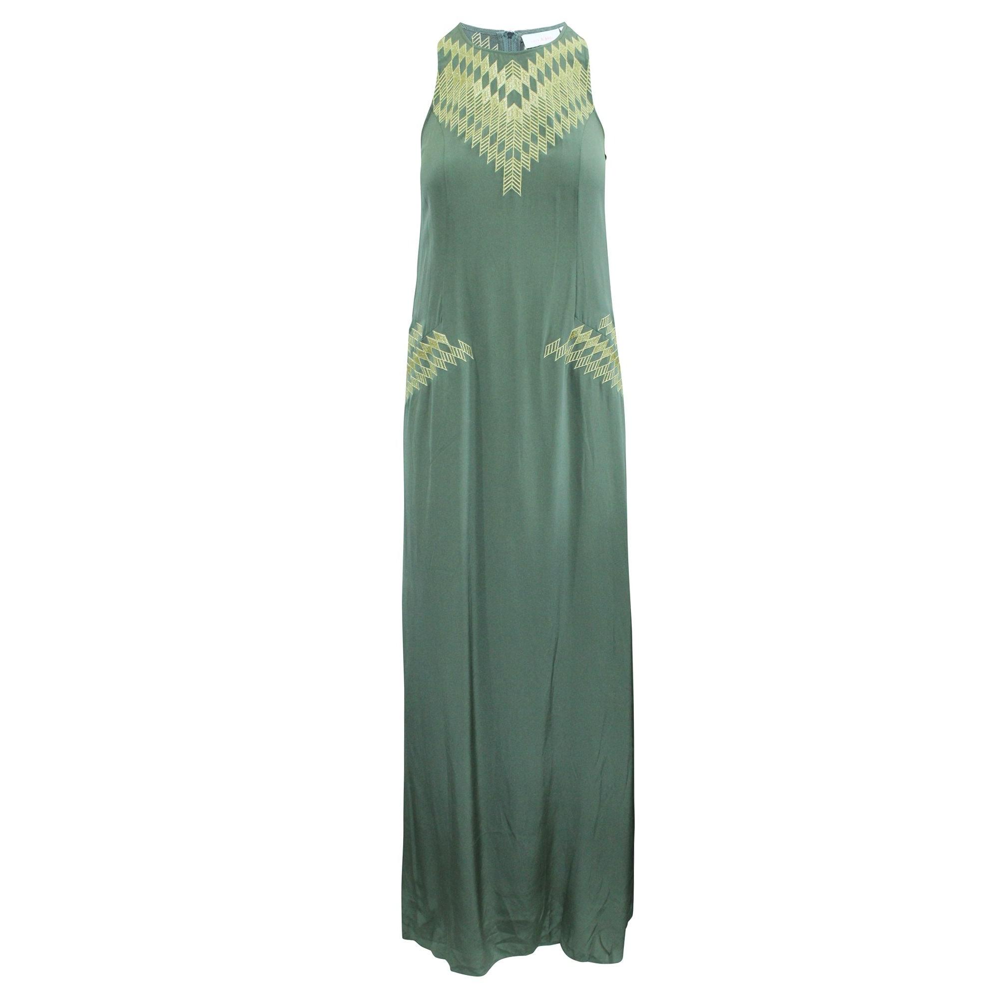Robe courte SASS & BIDE Vert
