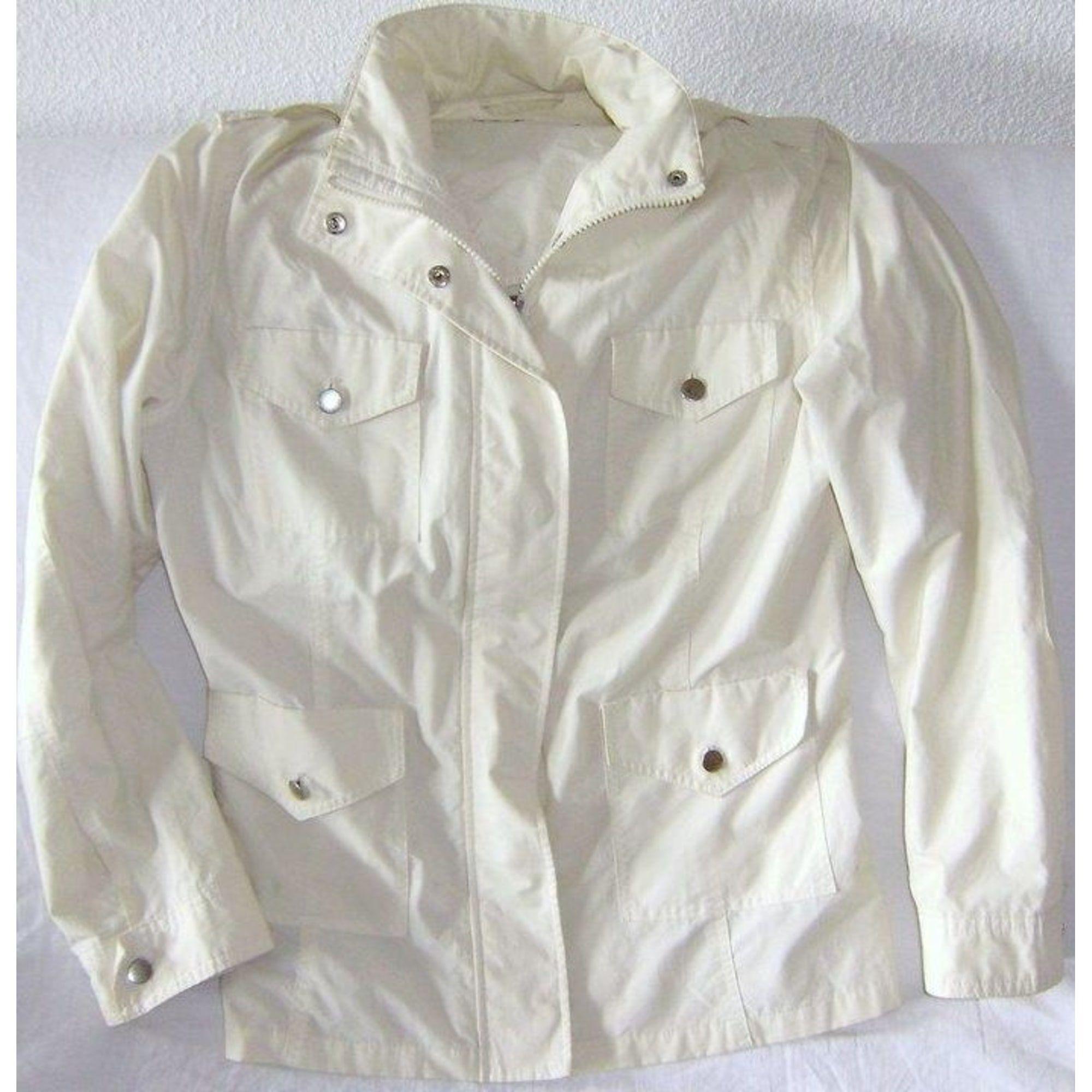 Coupe-vent AUTRE Blanc, blanc cassé, écru