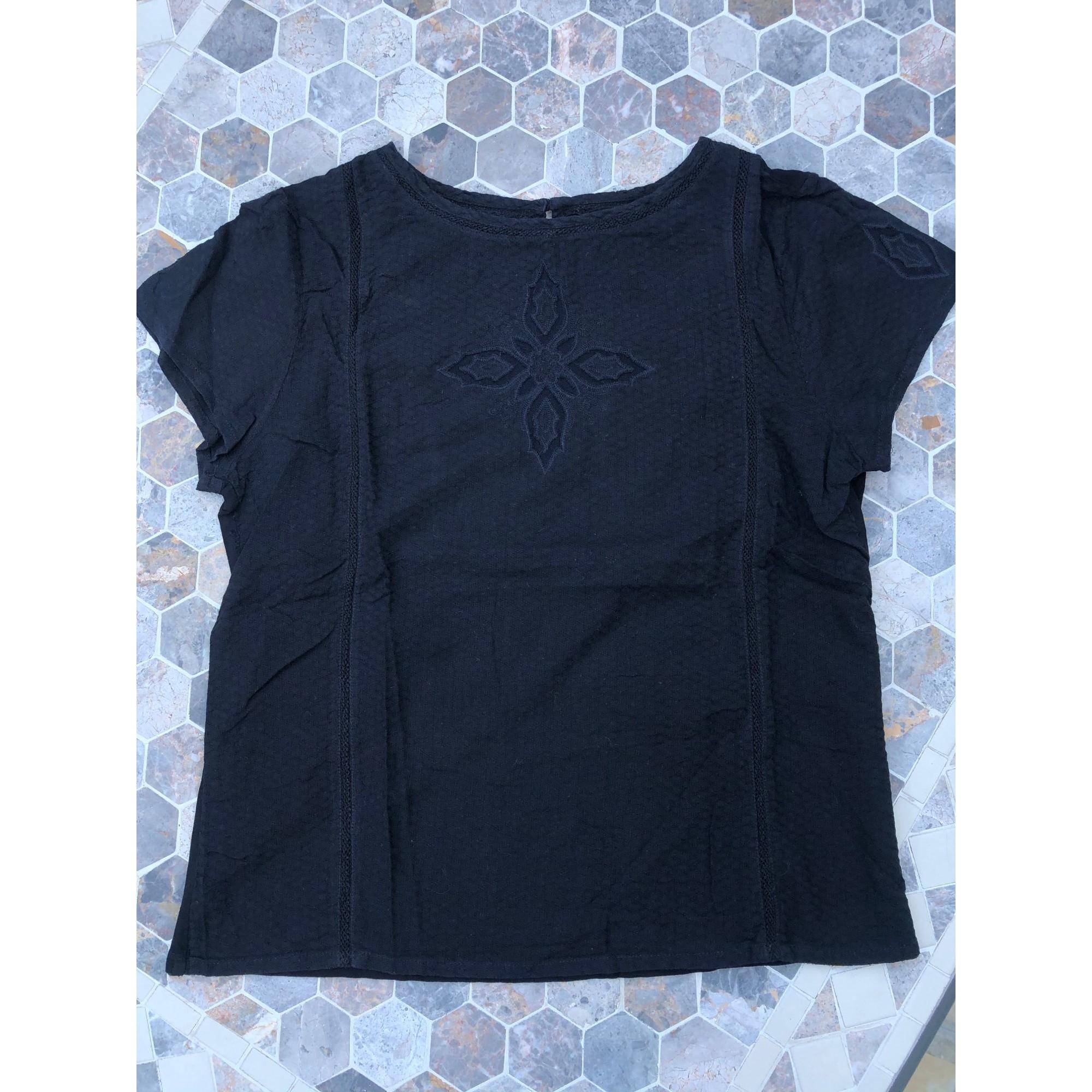 Top, tee-shirt BERENICE Noir