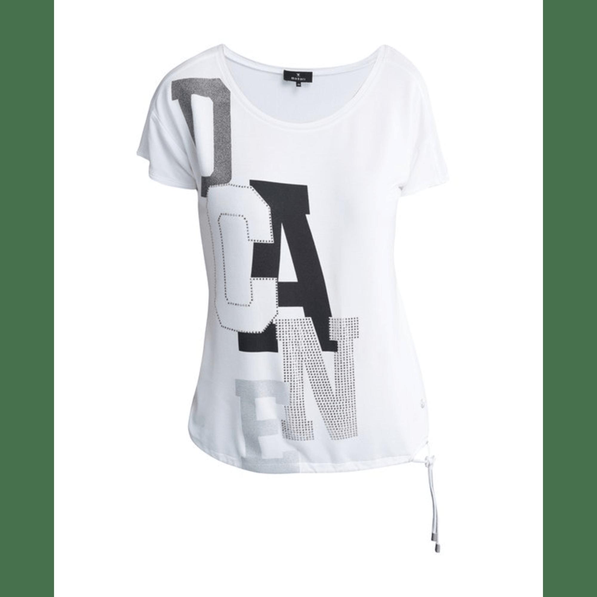 Top, tee-shirt MONARI Blanc, blanc cassé, écru
