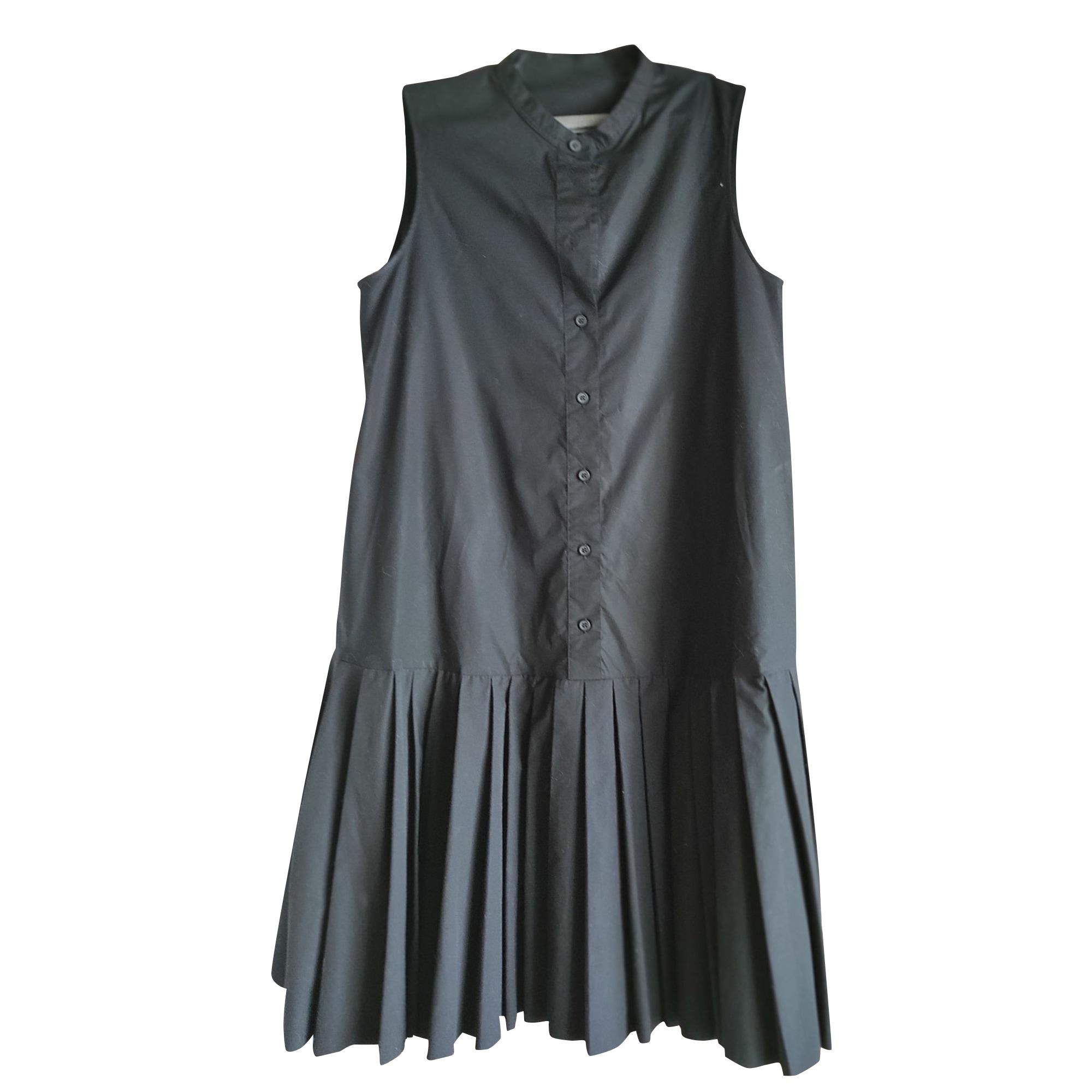Robe mi-longue COS Noir