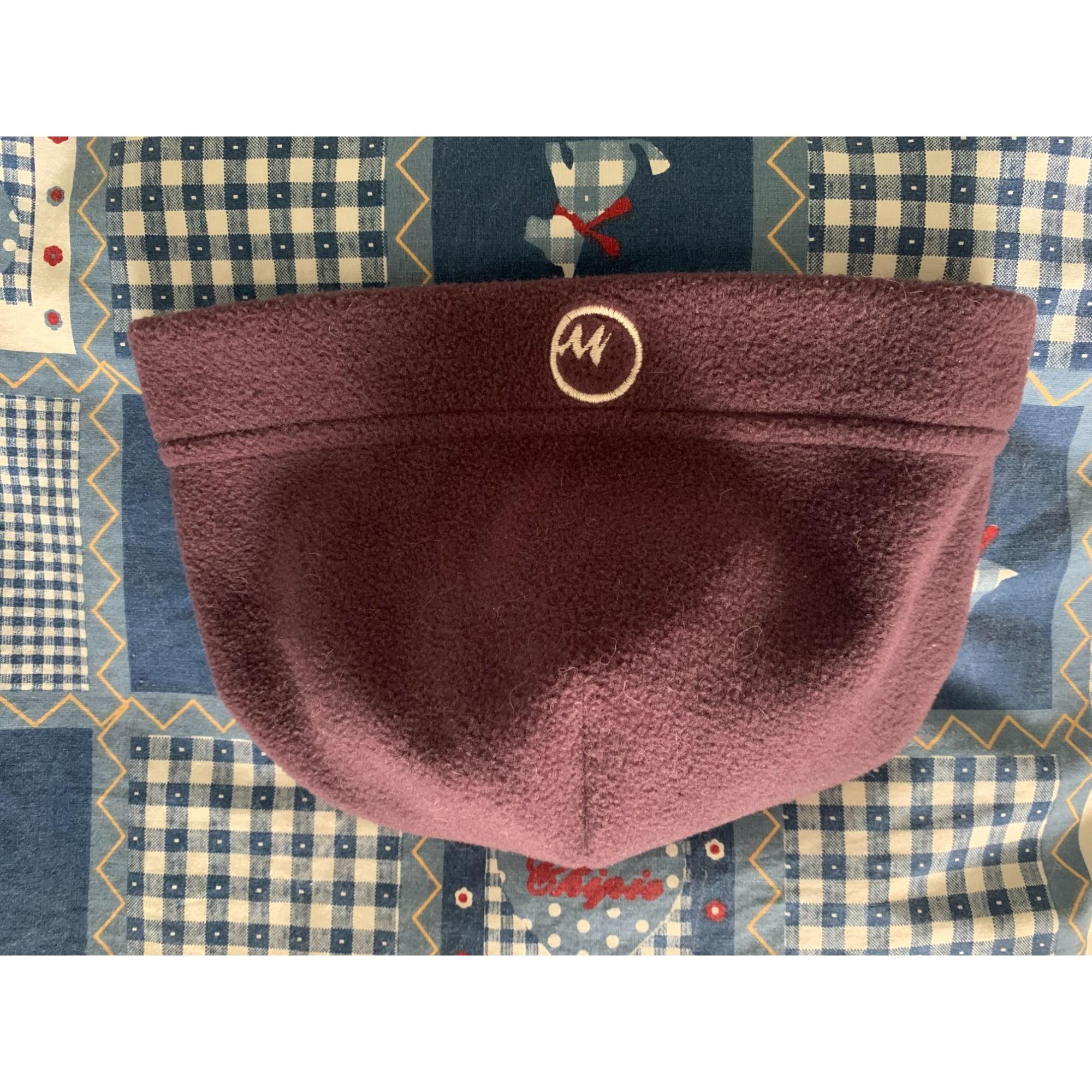 Bonnet QUECHUA Violet, mauve, lavande