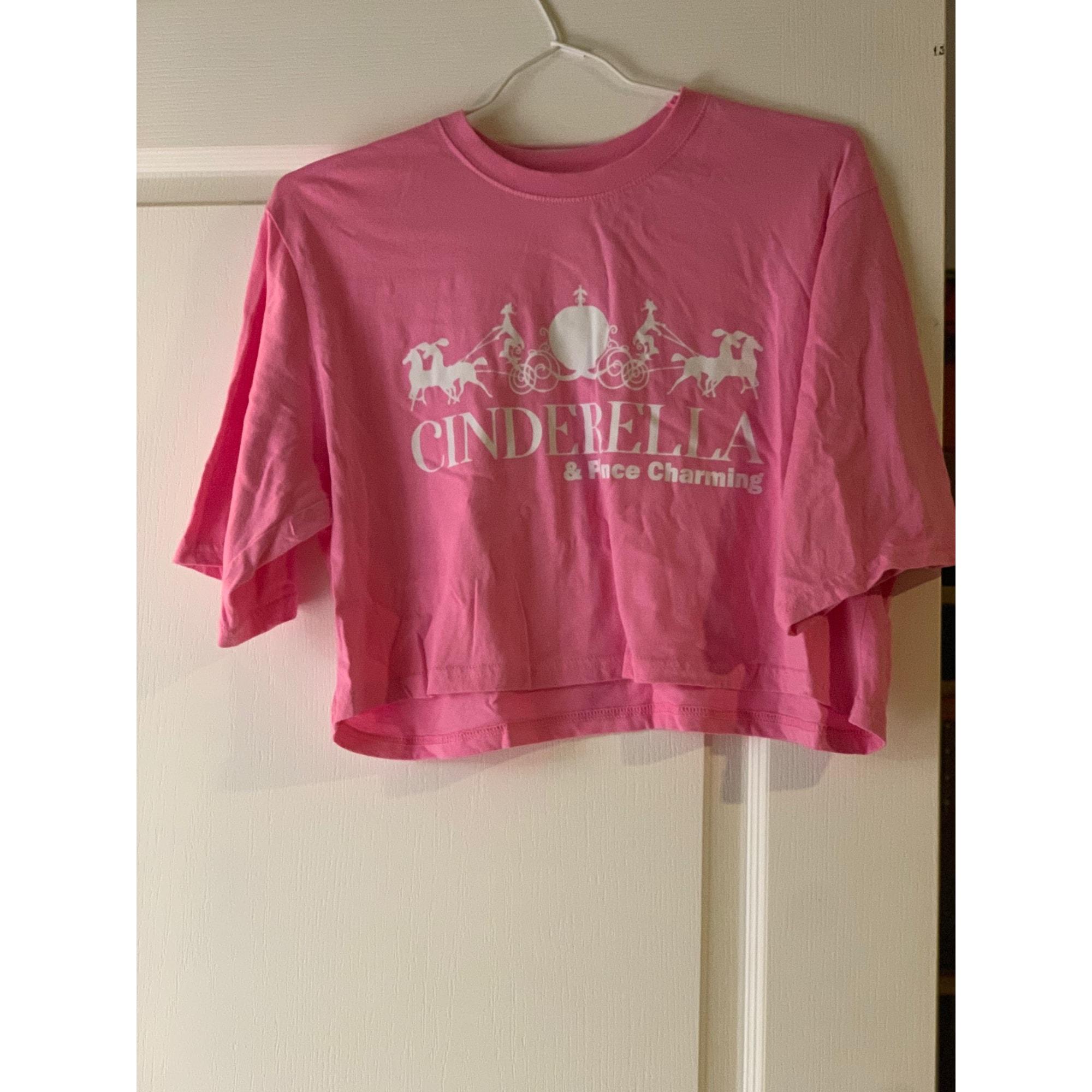 Top, tee-shirt JENNYFER Rose, fuschia, vieux rose