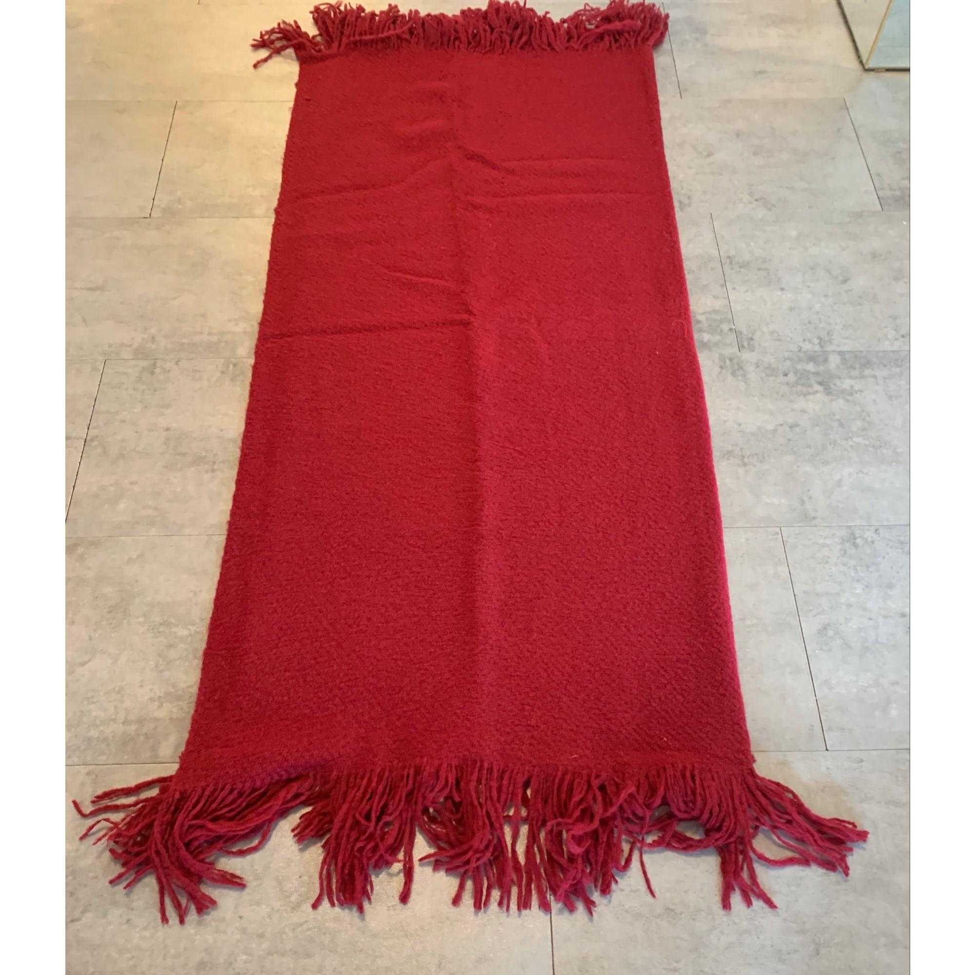 Etole COIN CASA Rouge, bordeaux