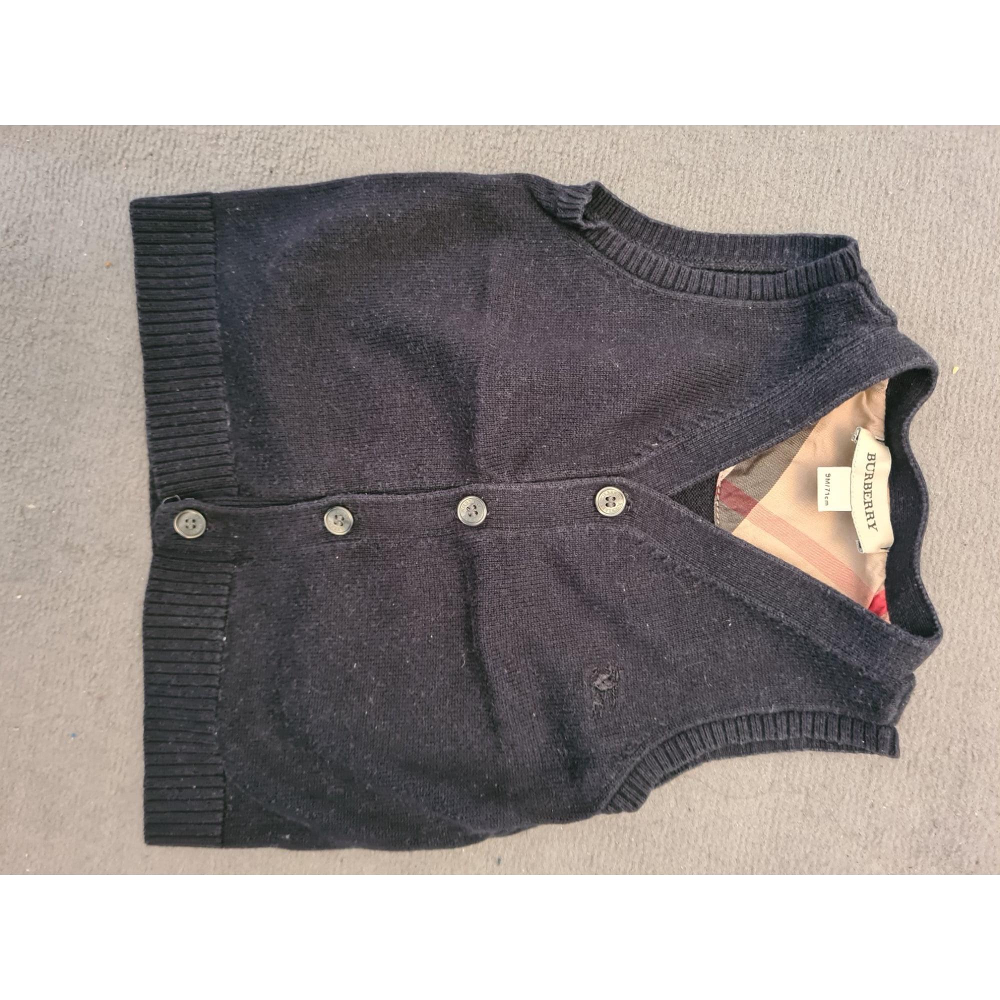 Sweater BURBERRY Black
