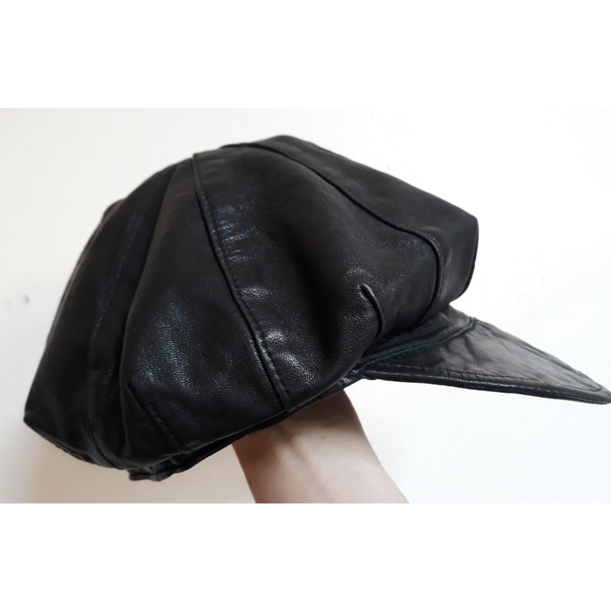 Casquette VINTAGE Noir