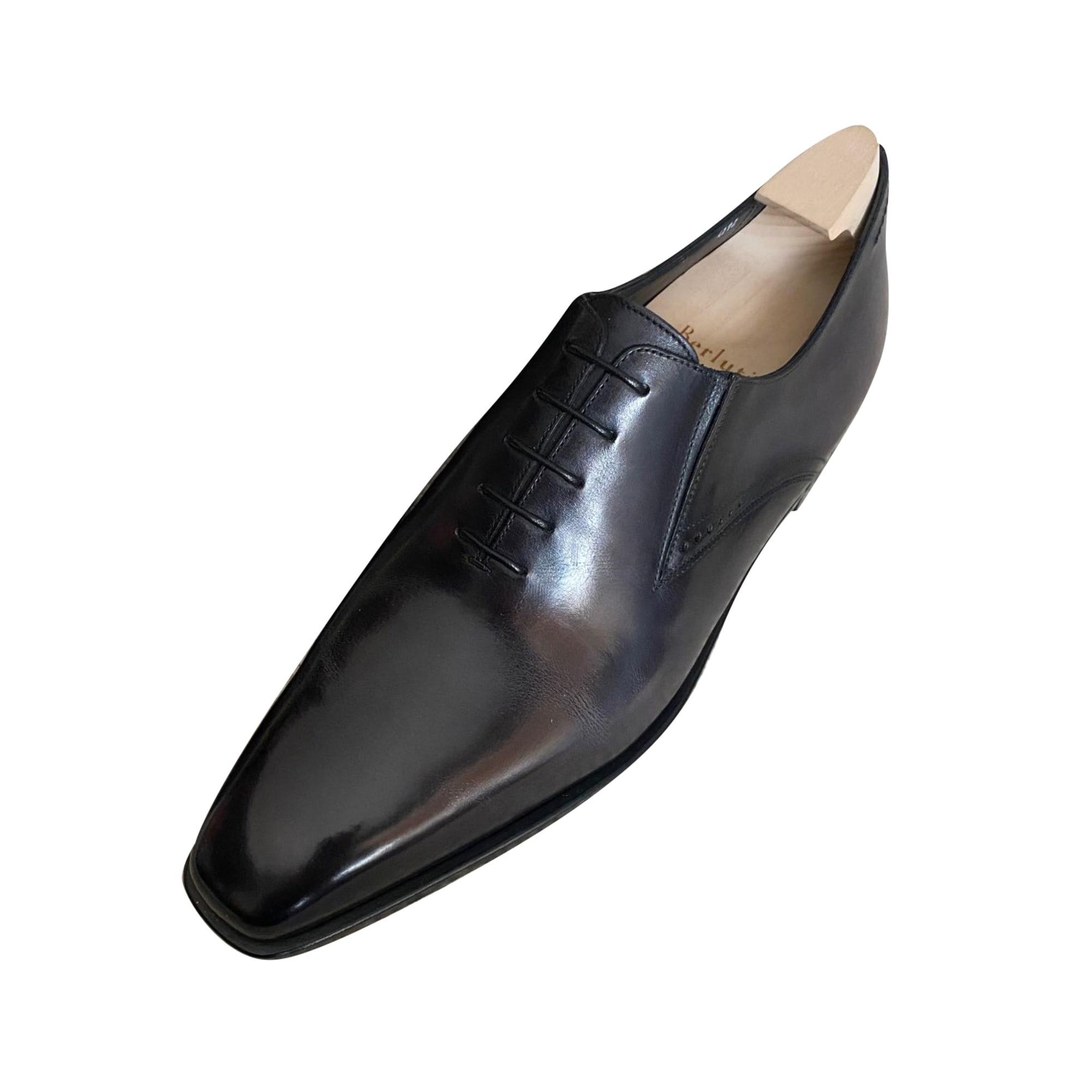 Lace Up Shoes BERLUTI Black