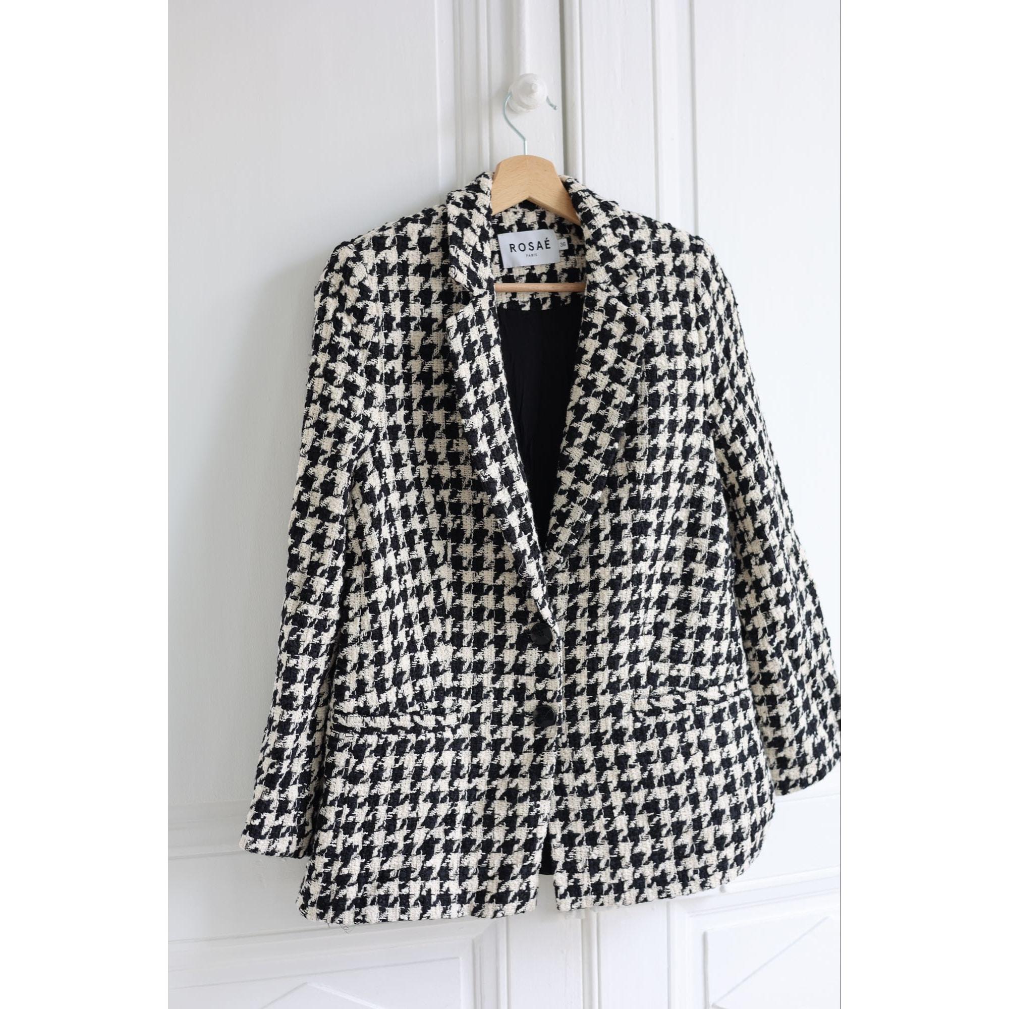 Blazer, veste tailleur ROSAE PARIS Noir