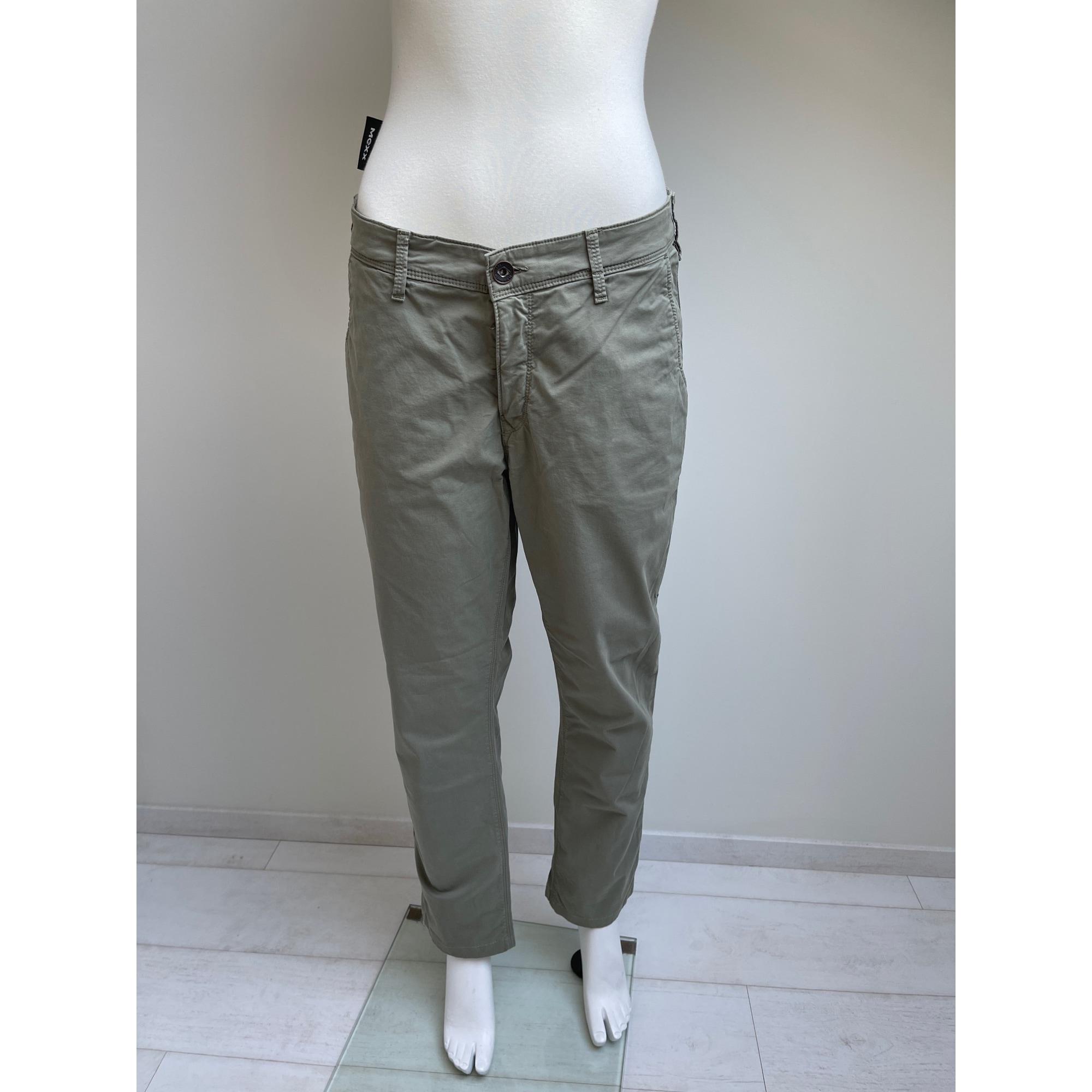 Pantalon droit LEE COOPER Kaki