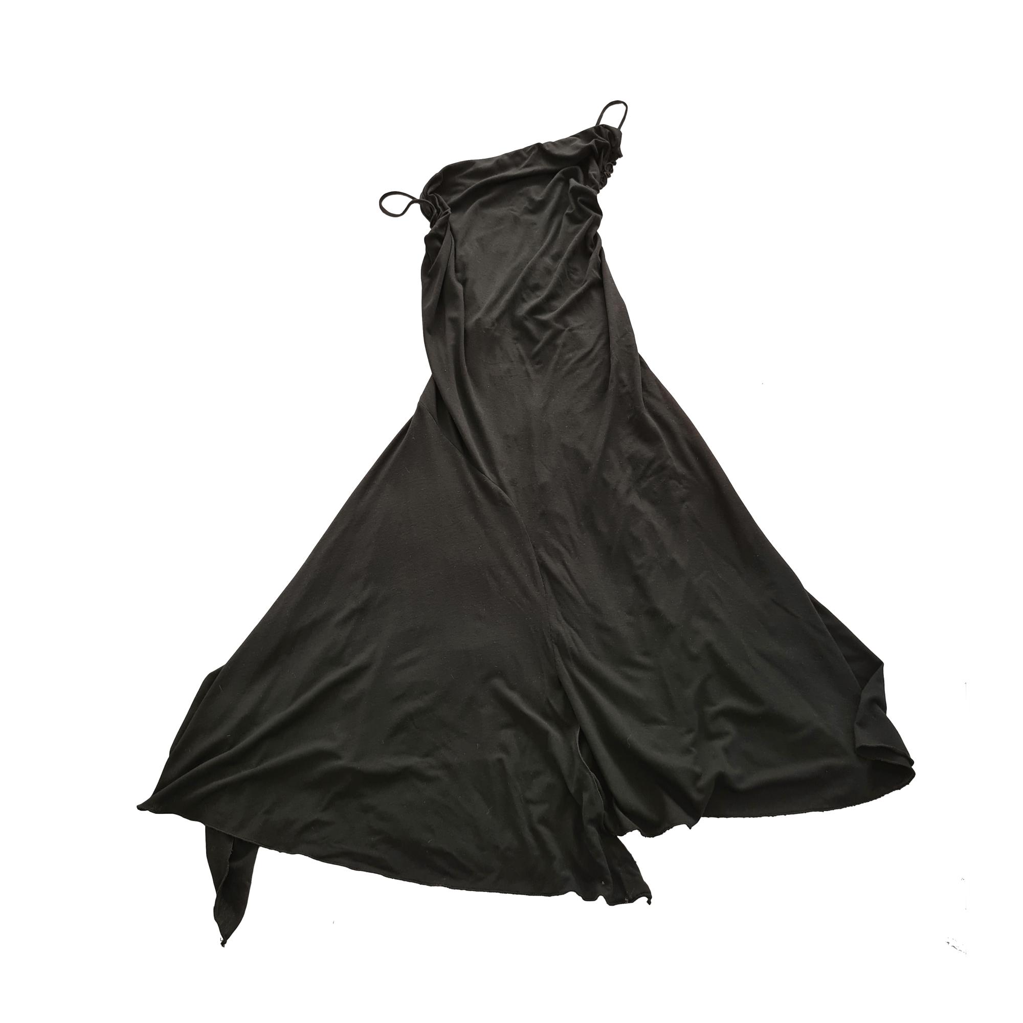 Robe dos nu ETXART & PANNO Noir