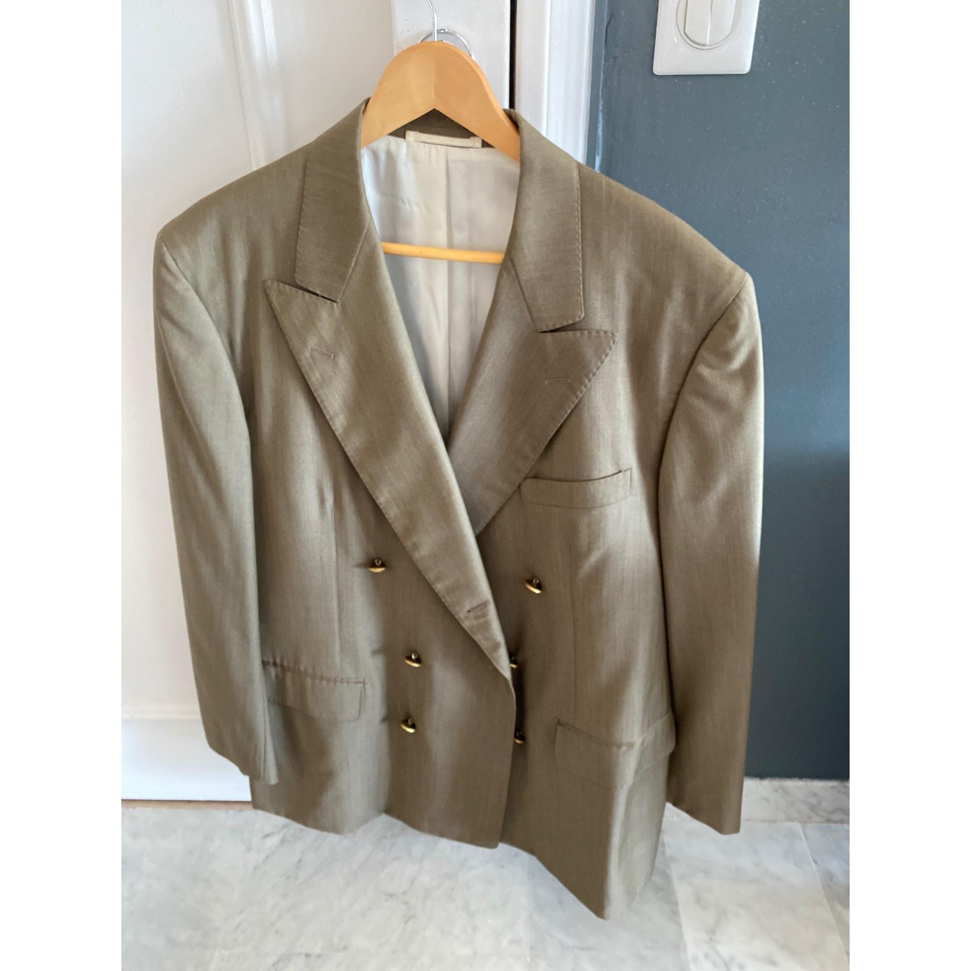 Suit Jacket FAÇONNABLE Golden, bronze, copper