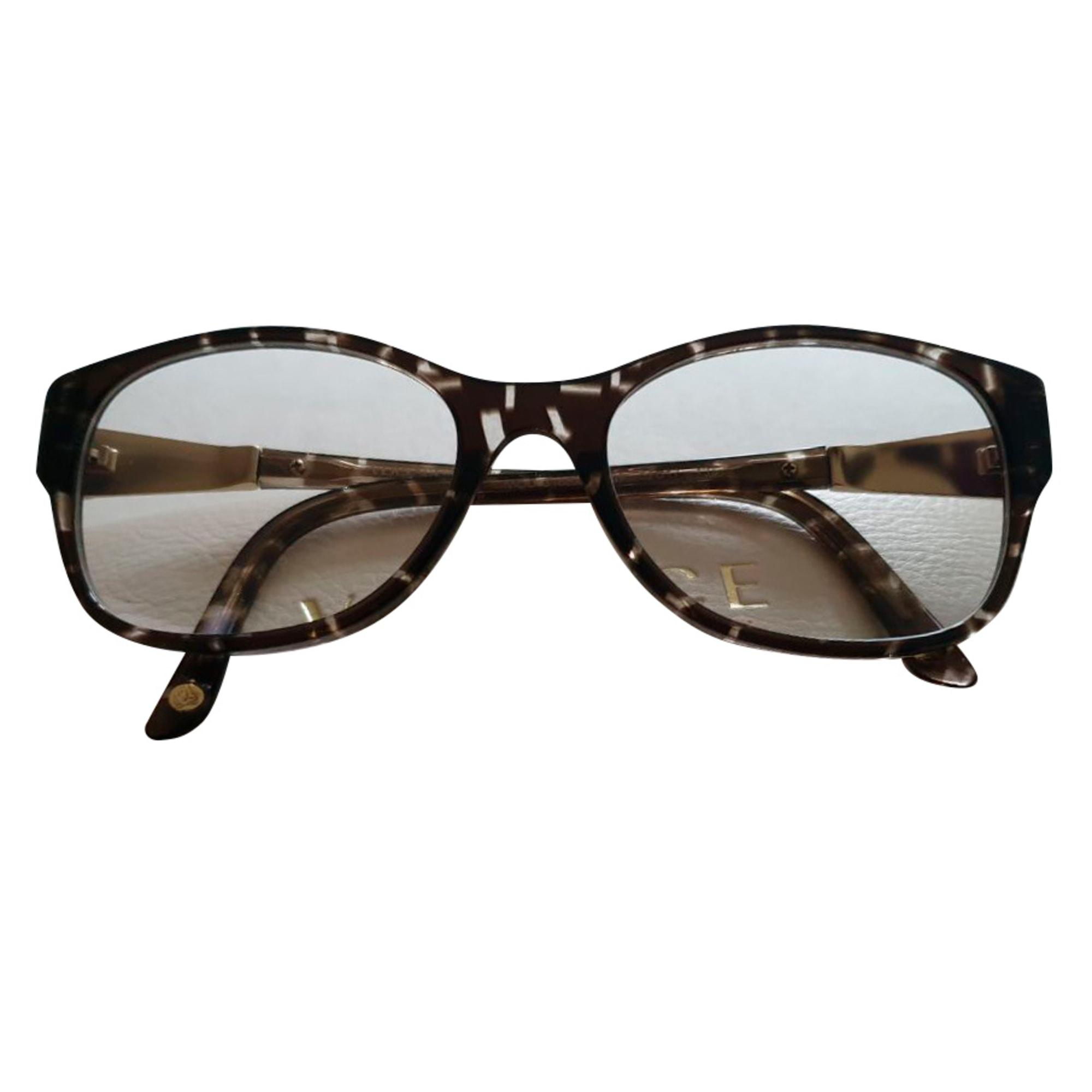 Monture de lunettes VERSACE Marron