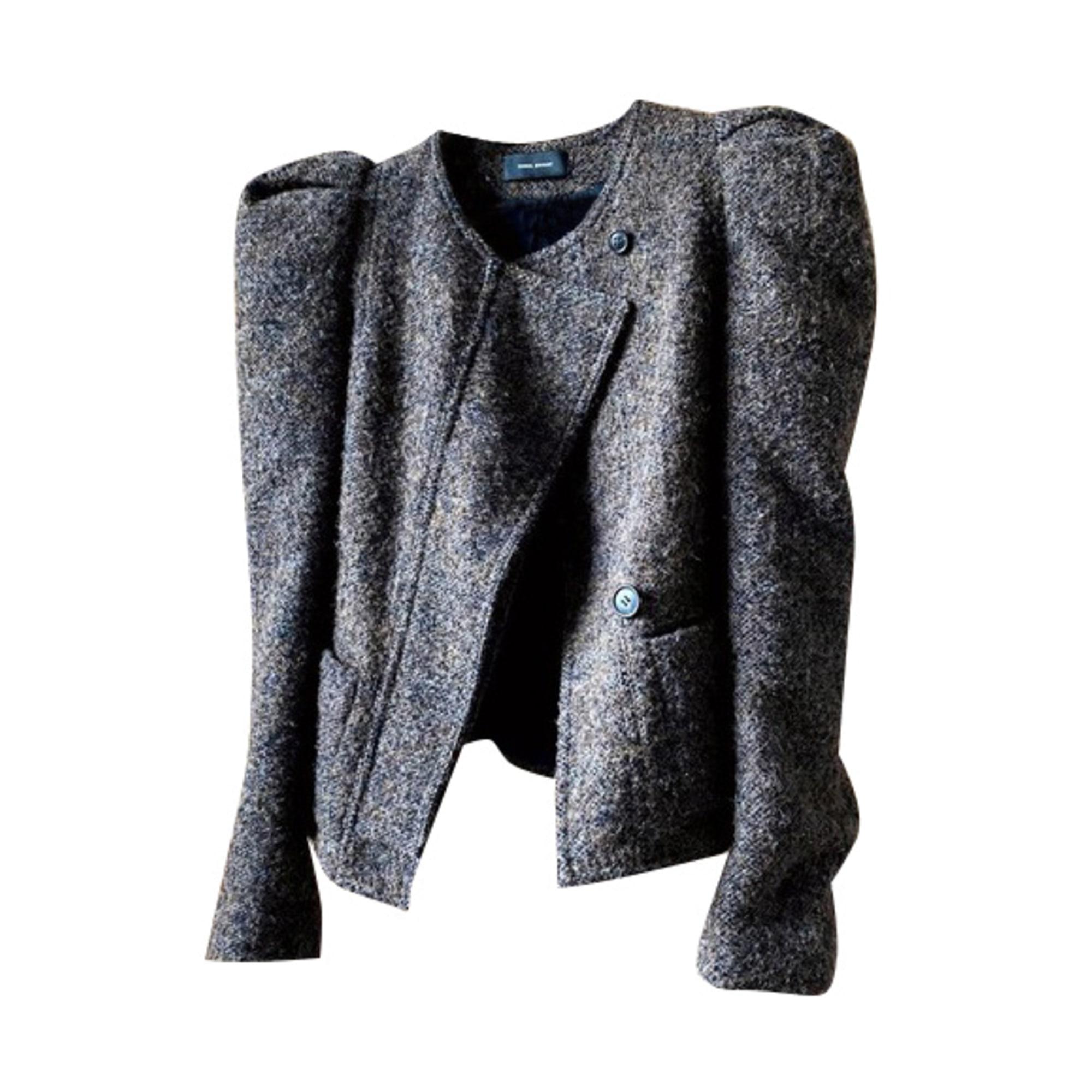 Blazer, veste tailleur ISABEL MARANT Marron