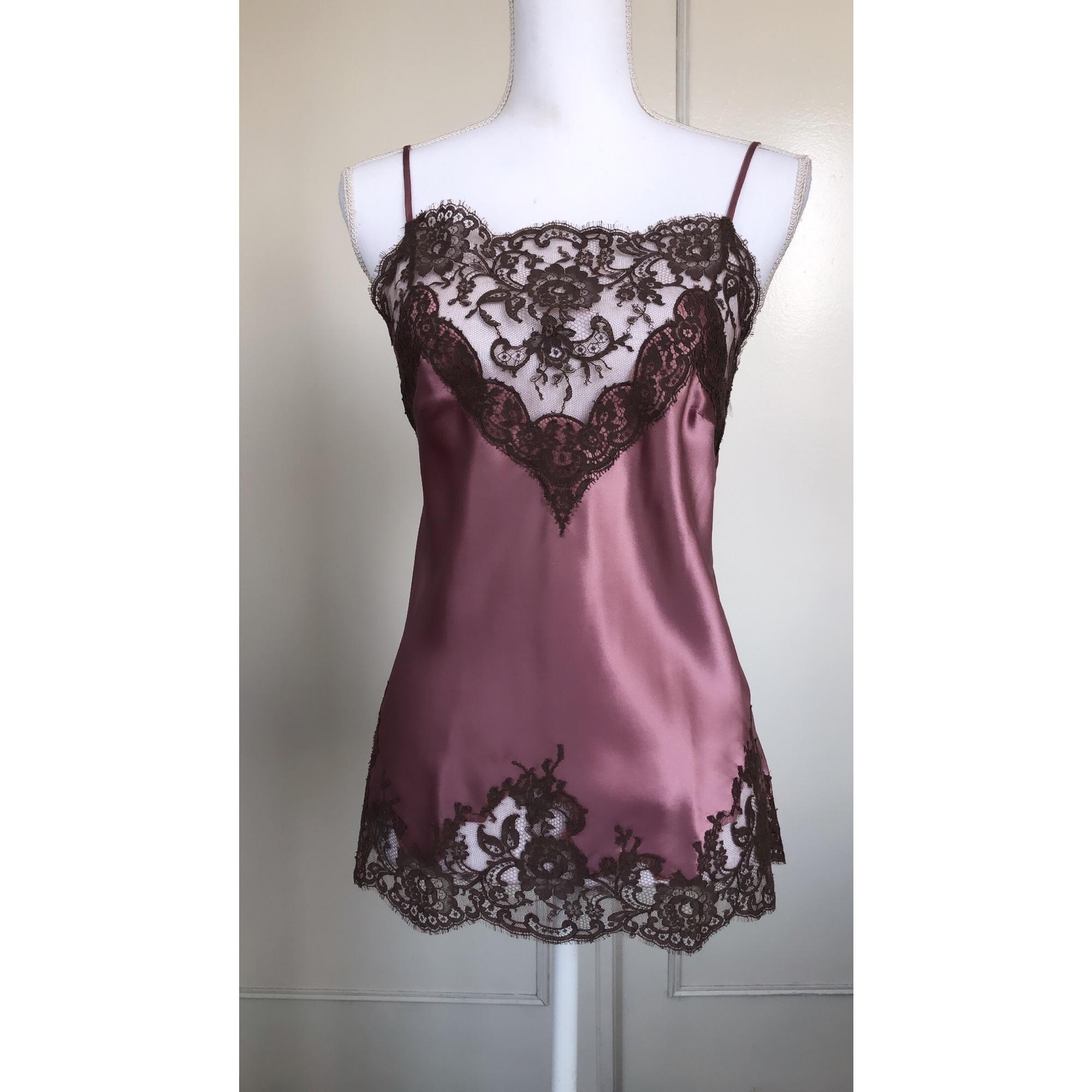 Pyjama MARJOLAINE Rose, fuschia, vieux rose