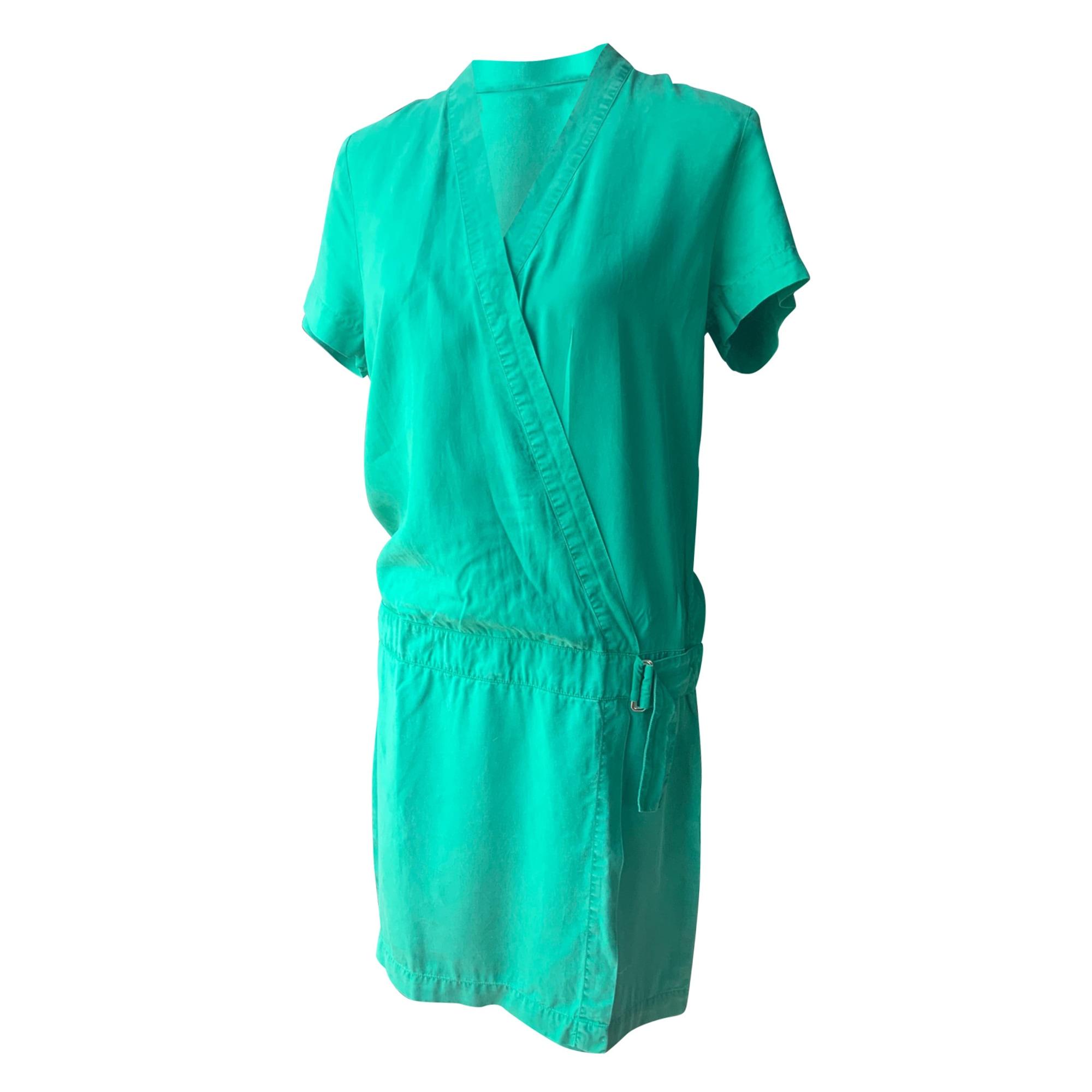 Robe courte COP-COPINE Vert