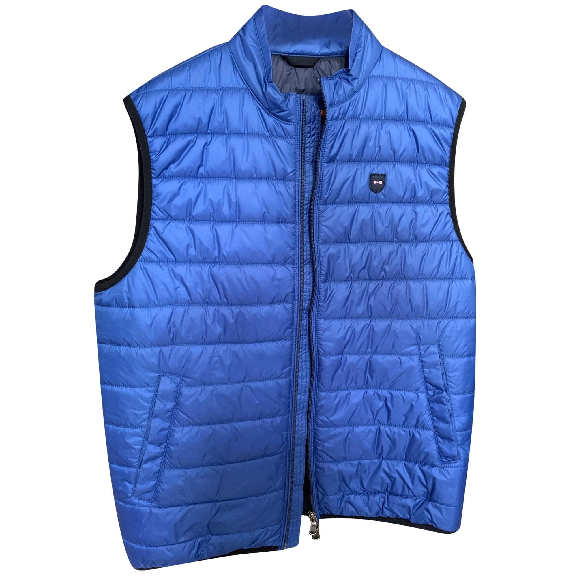 Doudoune EDEN PARK Bleu, bleu marine, bleu turquoise