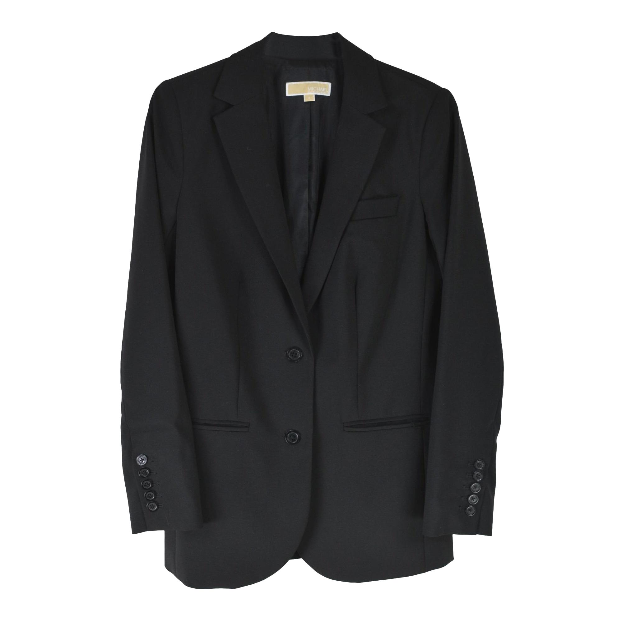 Blazer, veste tailleur MICHAEL KORS Noir