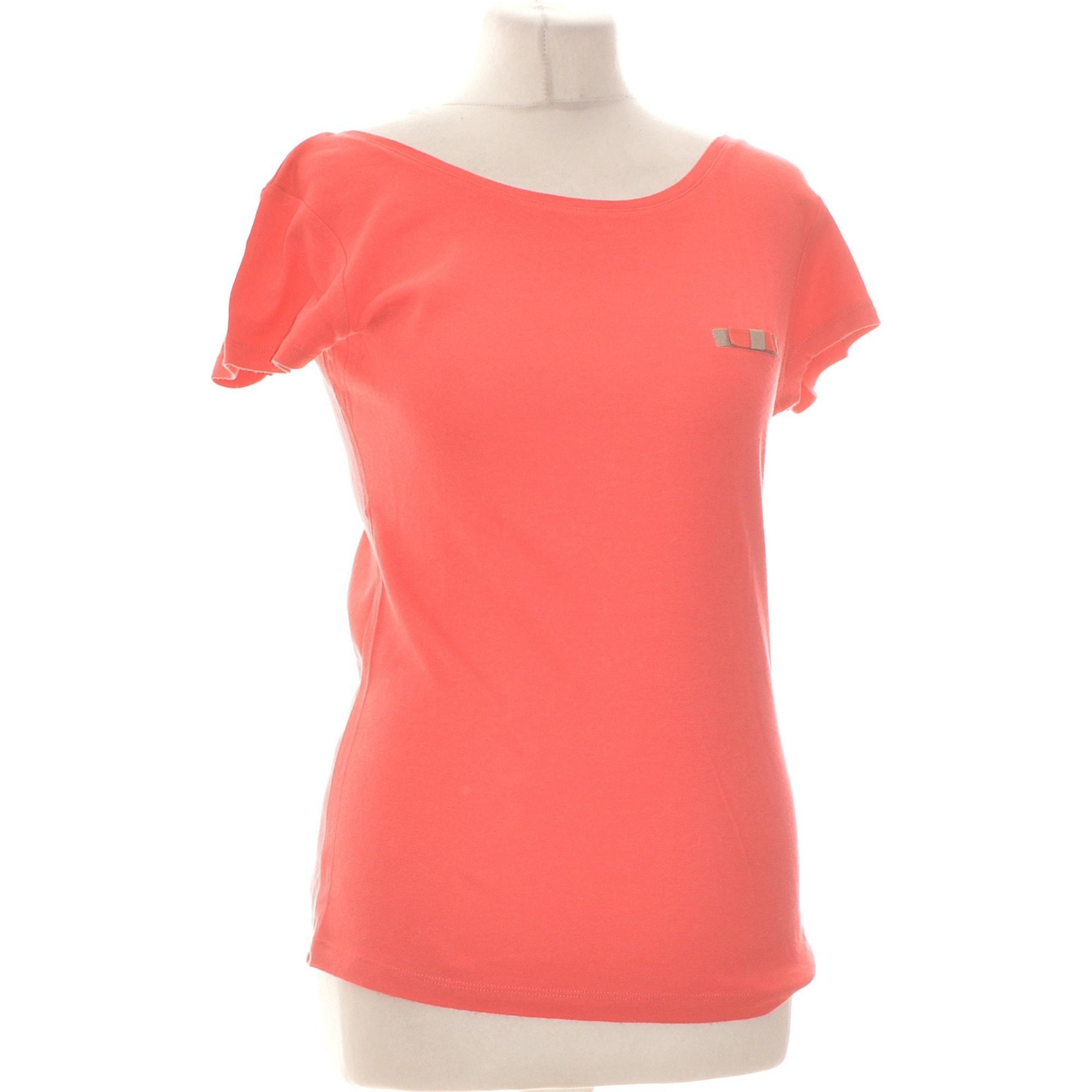 Top, tee-shirt CAROLL Orange