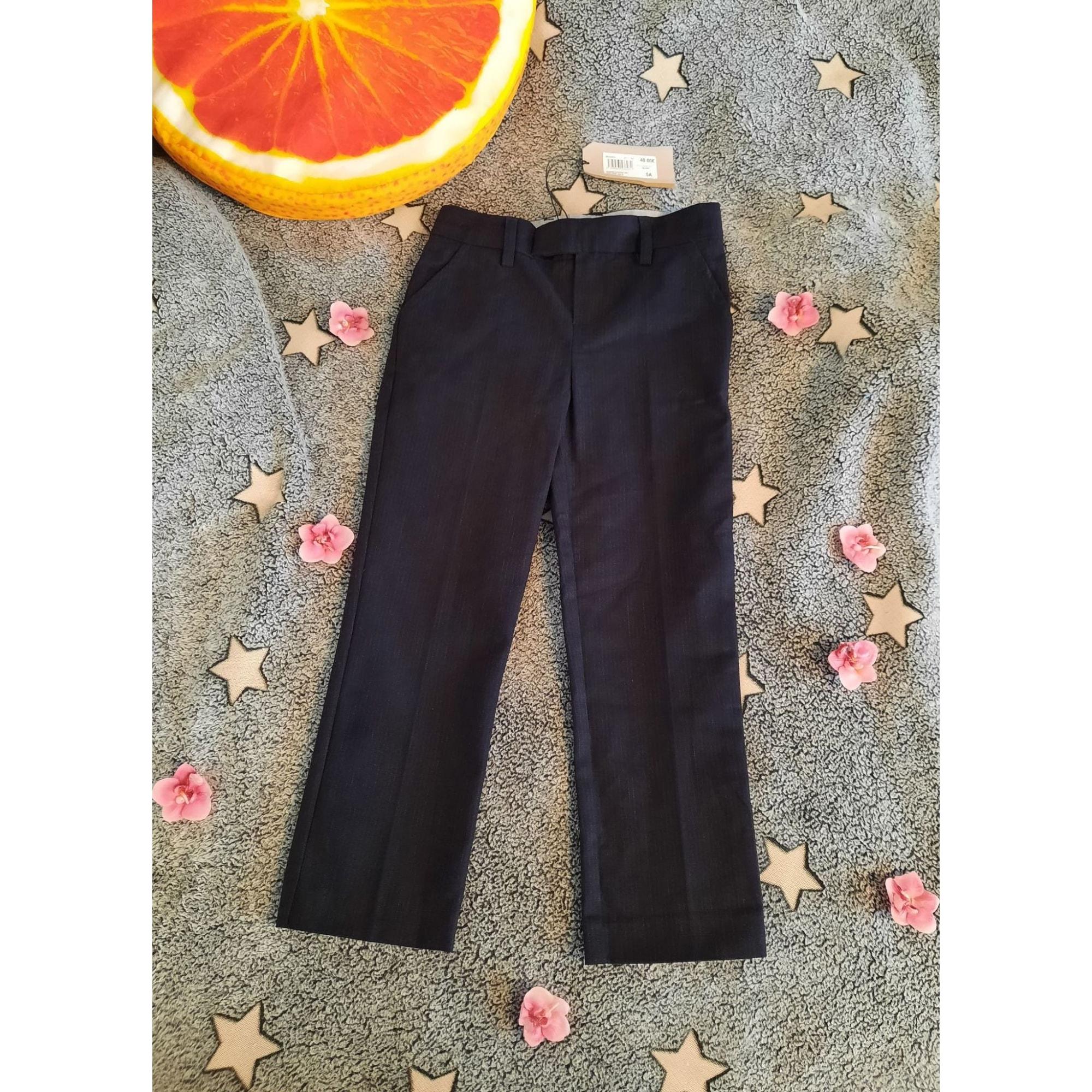 Pantalon JEAN BOURGET Noir