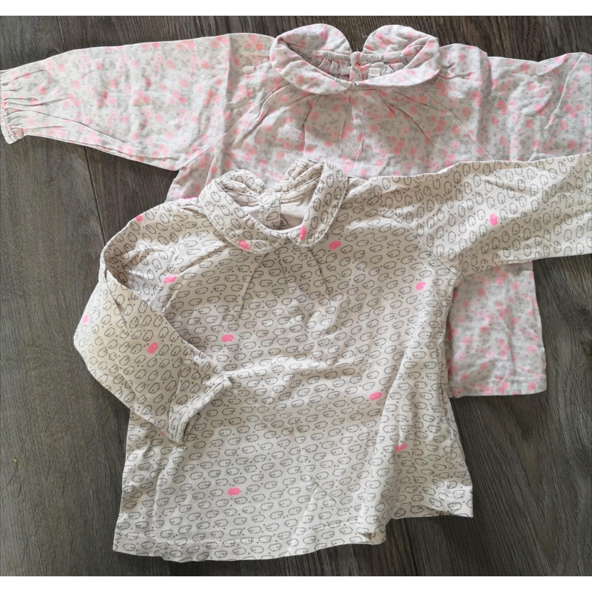 Chemisier, chemisette BOUT'CHOU Multicouleur