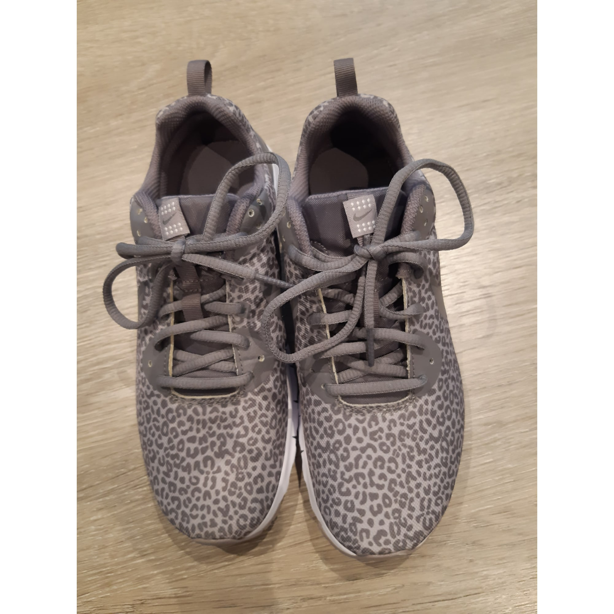Baskets NIKE Gris, anthracite