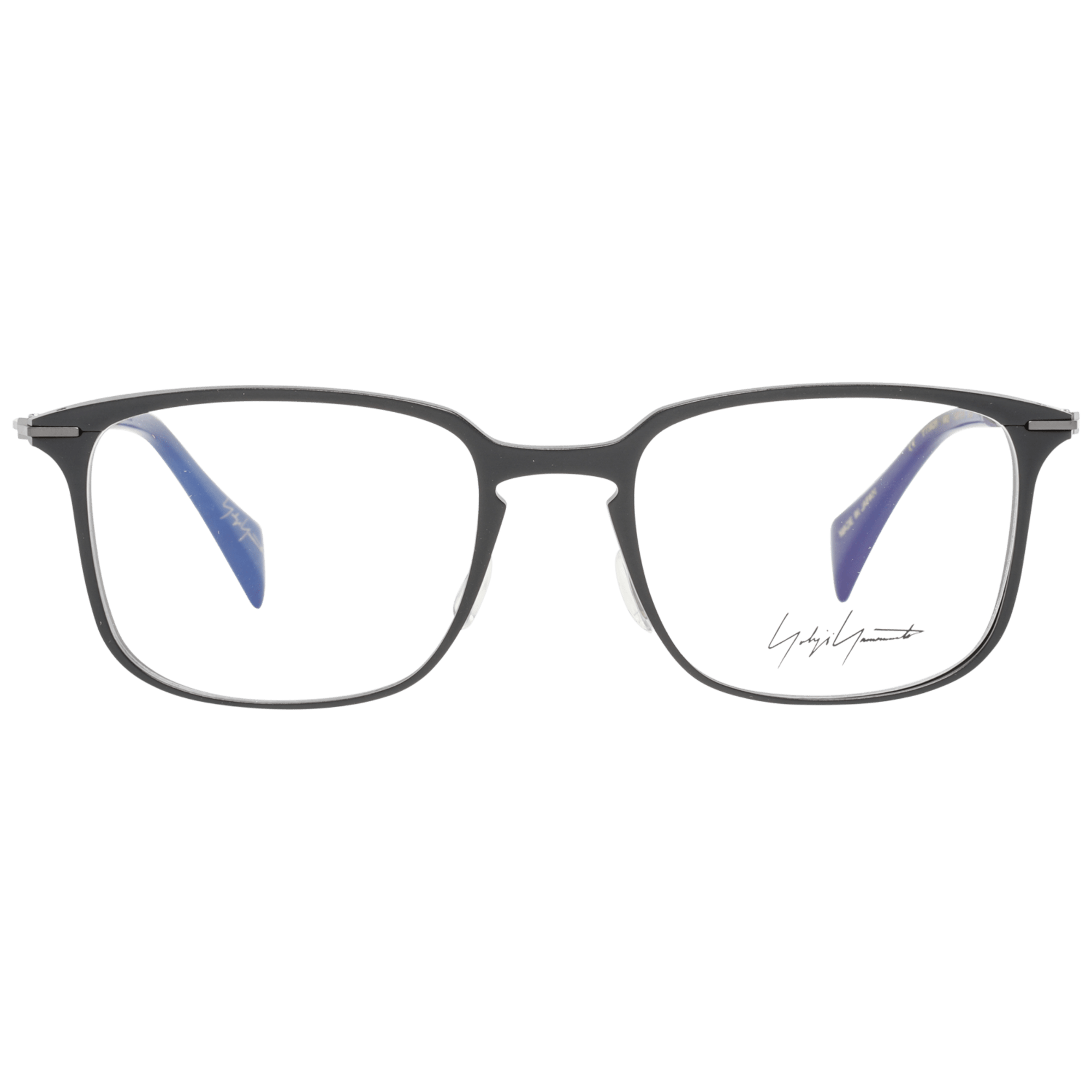 Eyeglass Frames YOHJI YAMAMOTO Black
