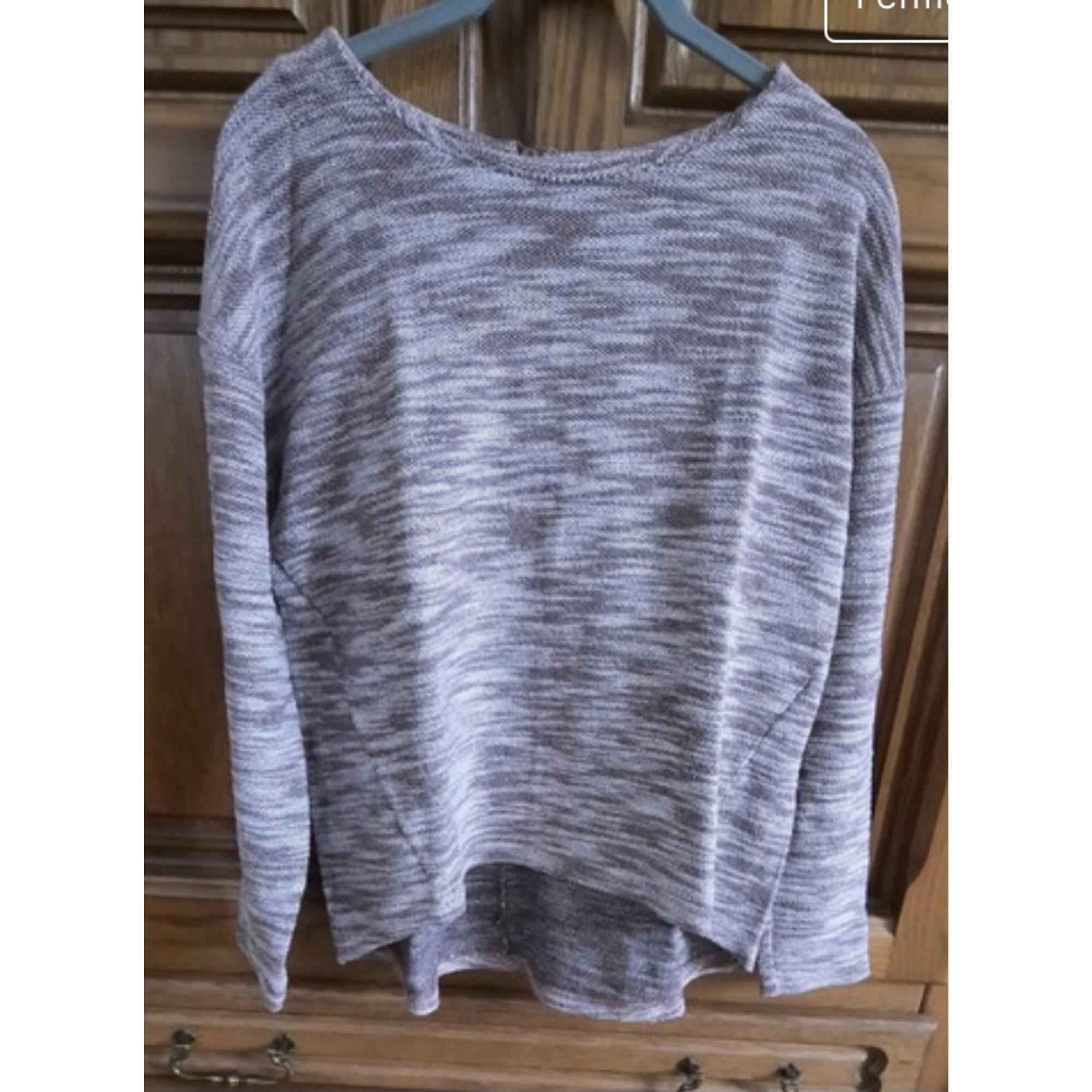 Top, tee-shirt CAMAIEU Gris, anthracite