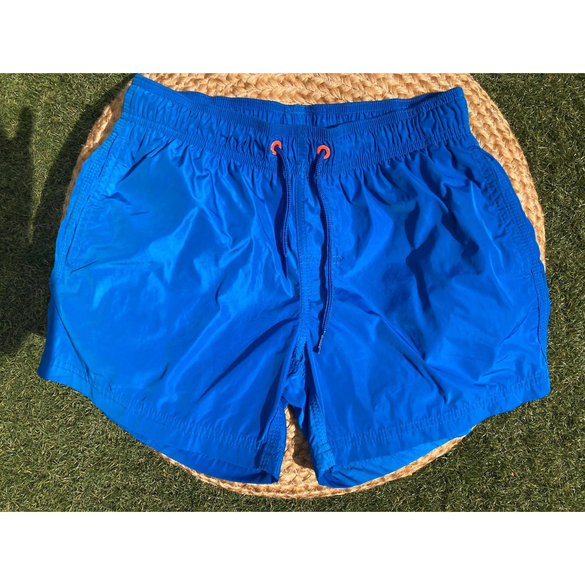 Badeshorts SUNDEK Blau, marineblau, türkisblau