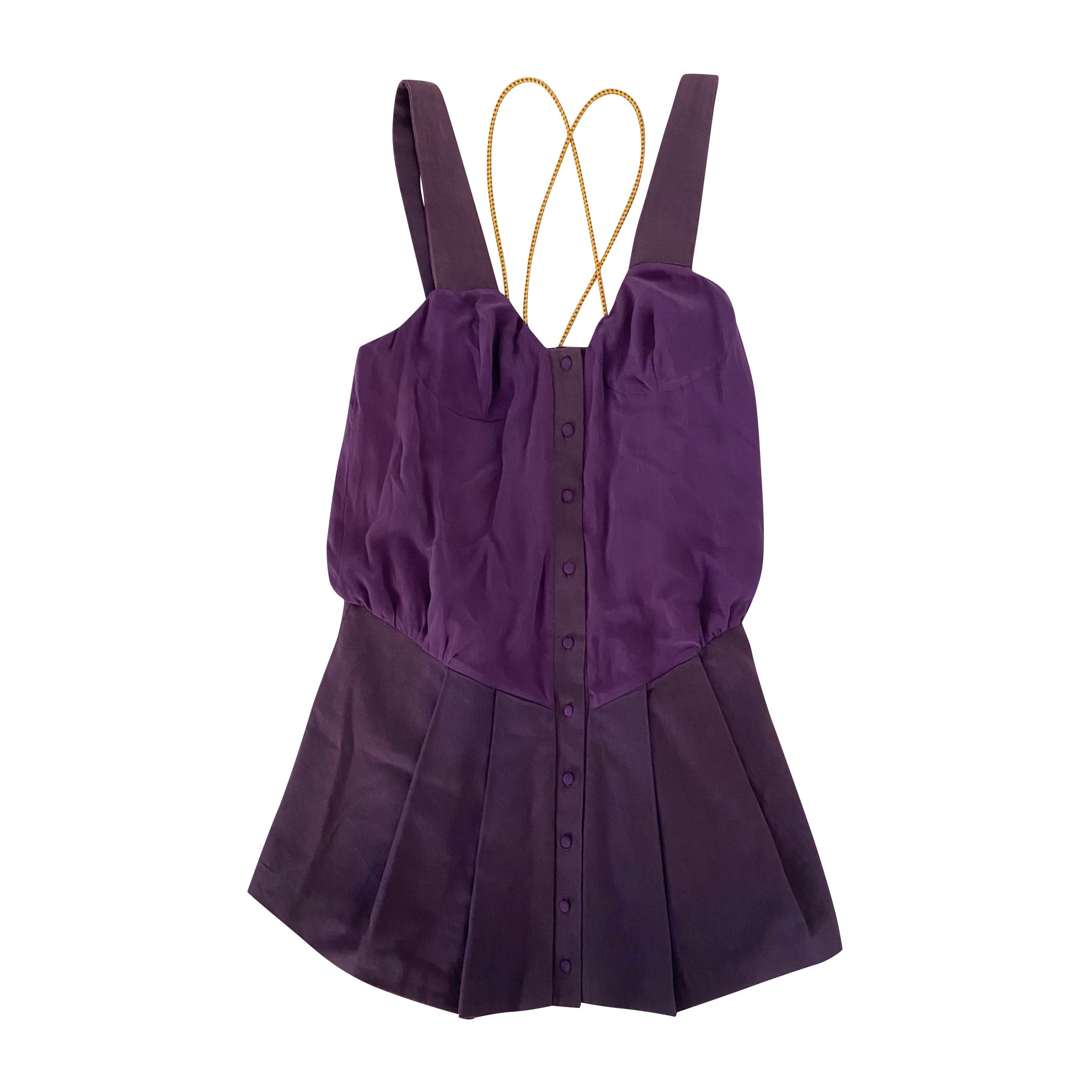 Robe courte HEIMSTONE Violet, mauve, lavande