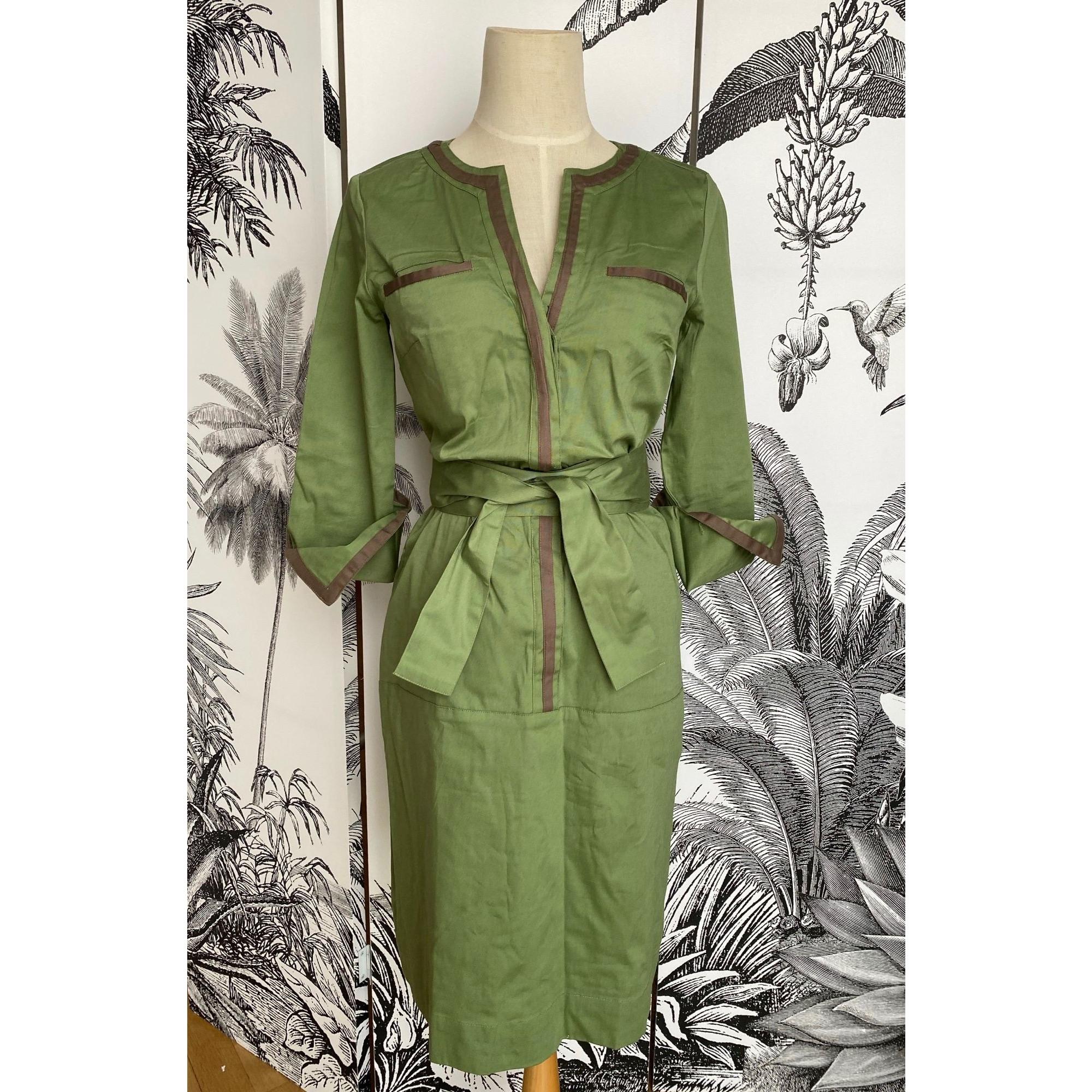 Robe mi-longue ALMATRICHI Vert
