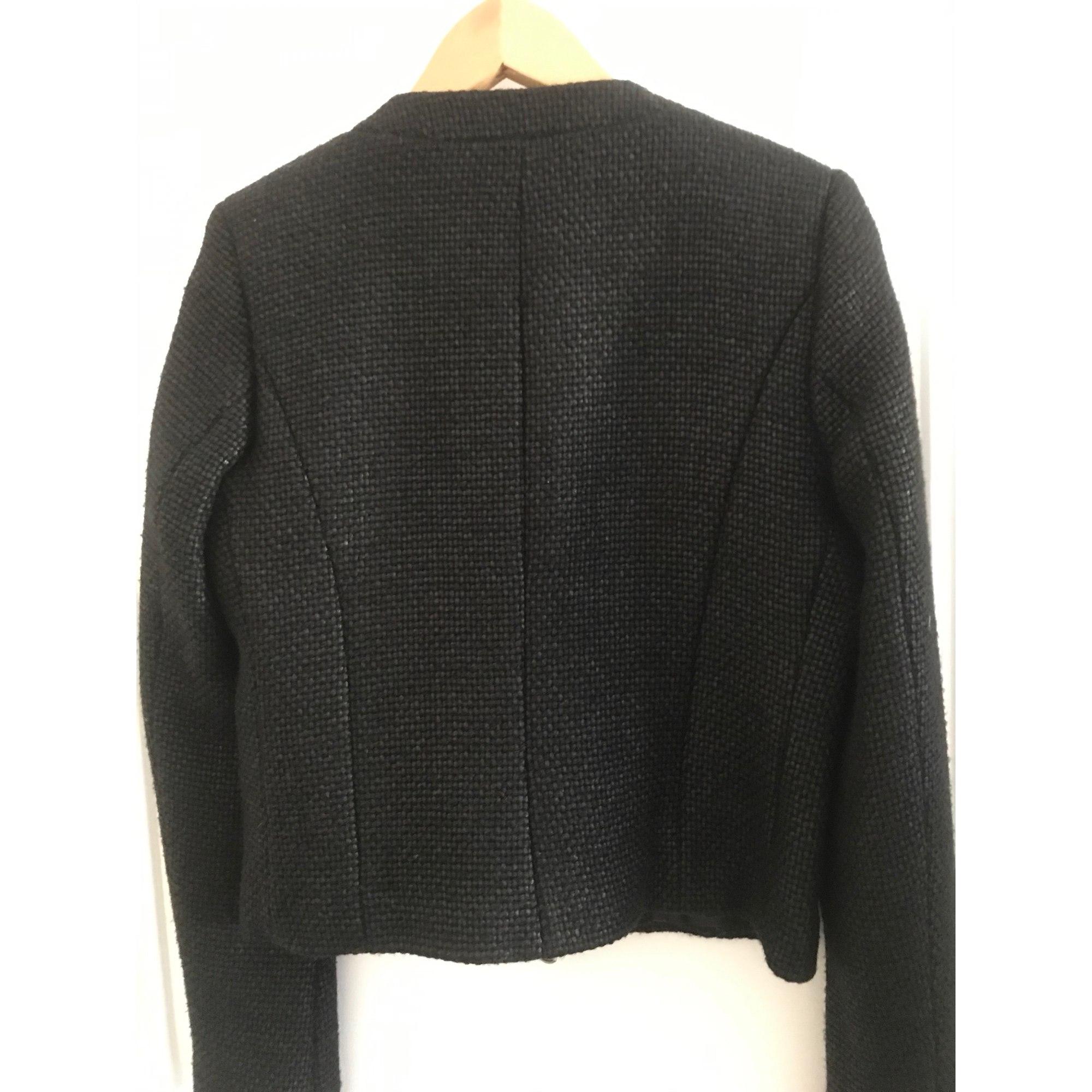 Blazer, veste tailleur CAMAIEU Noir