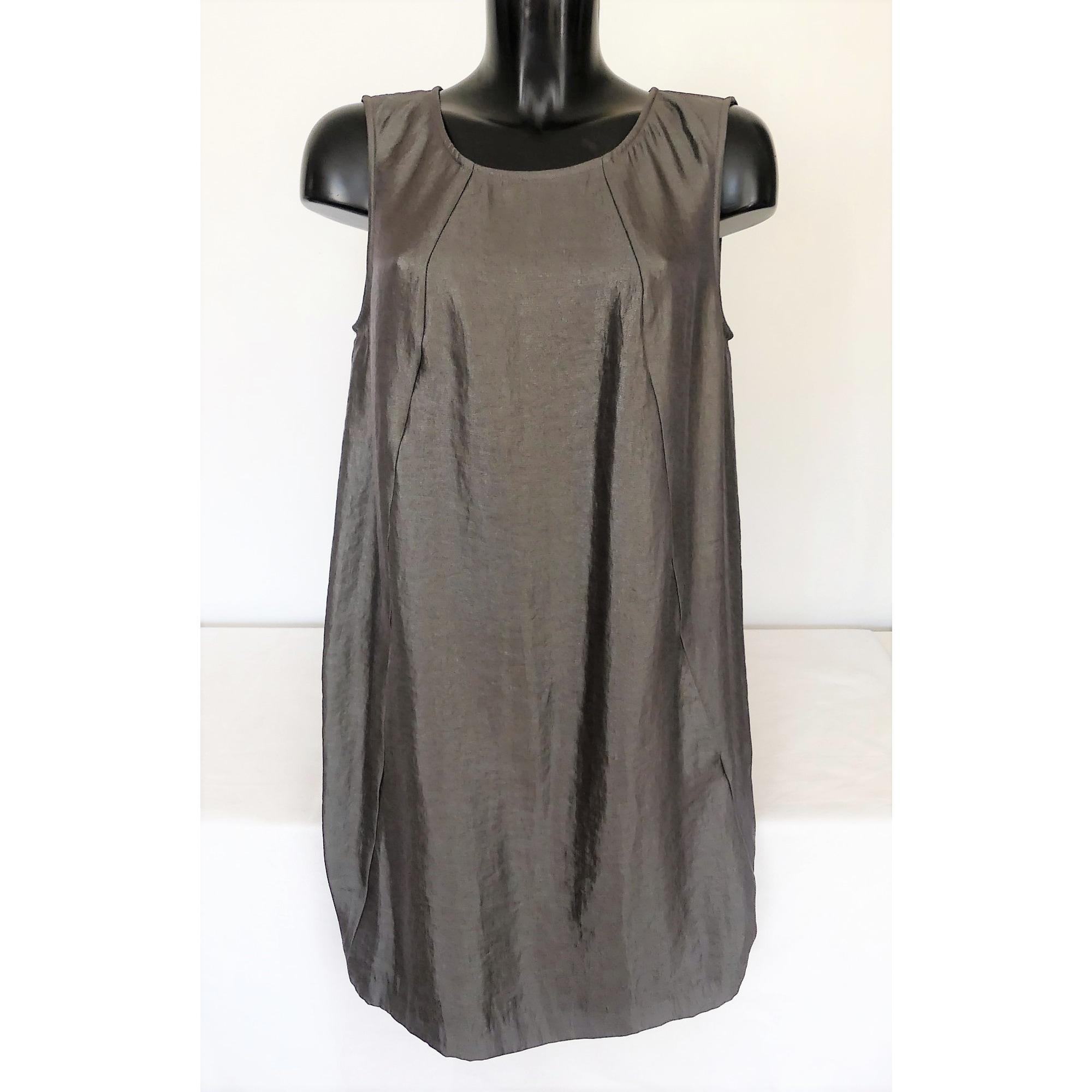 Robe mi-longue 1.2.3 Doré, bronze, cuivre