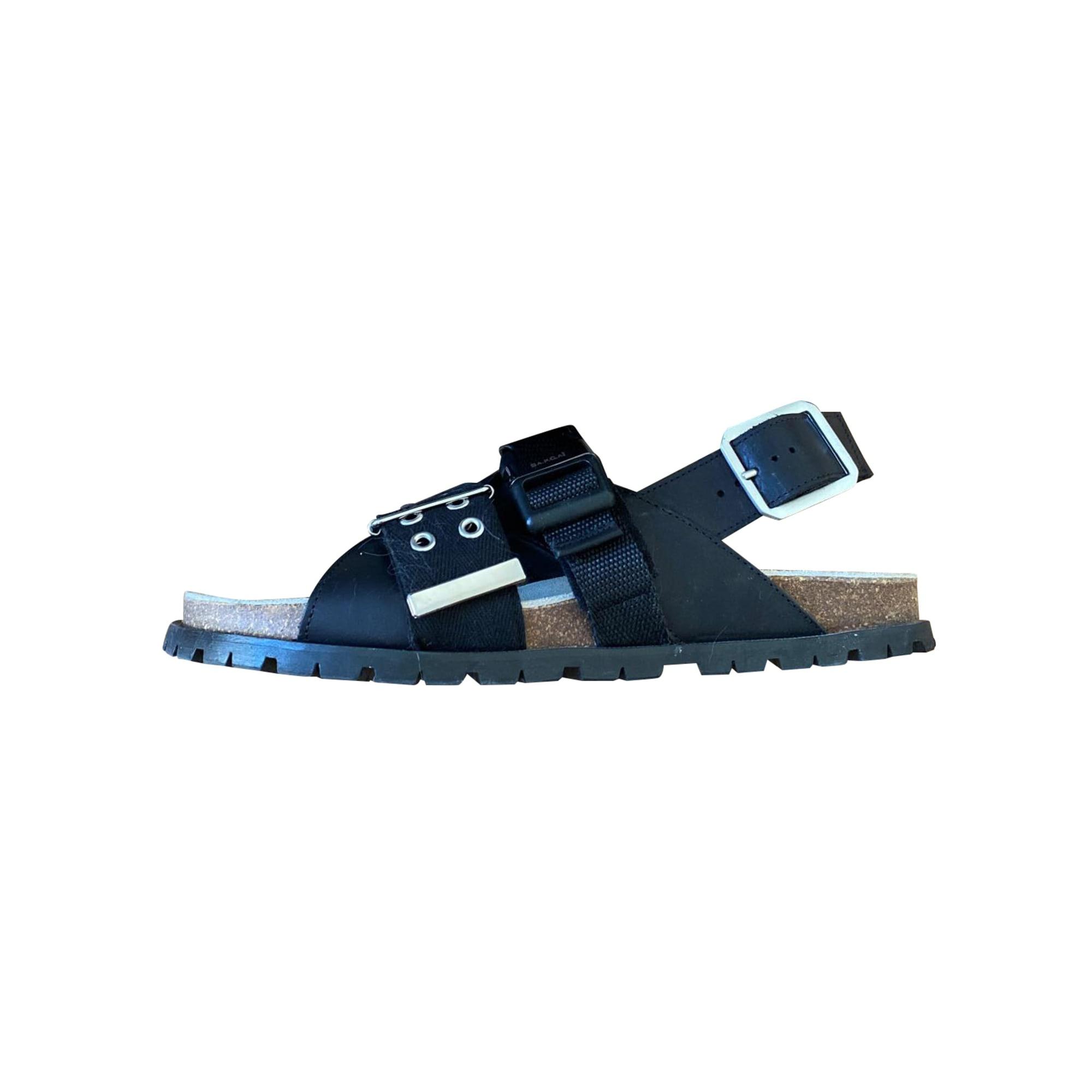 Sandals APC Black