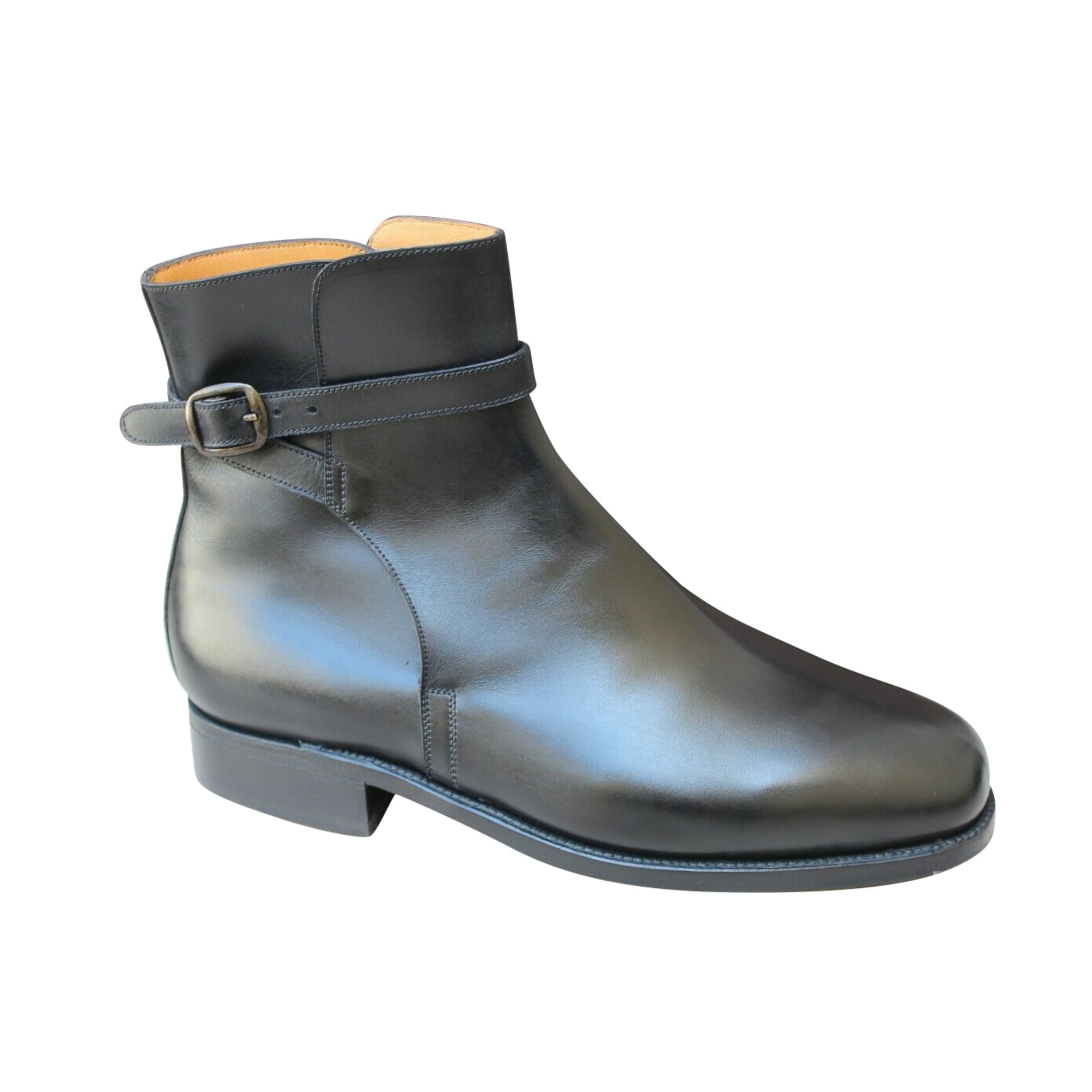 Stiefeletten, Ankle Boots JM WESTON Schwarz