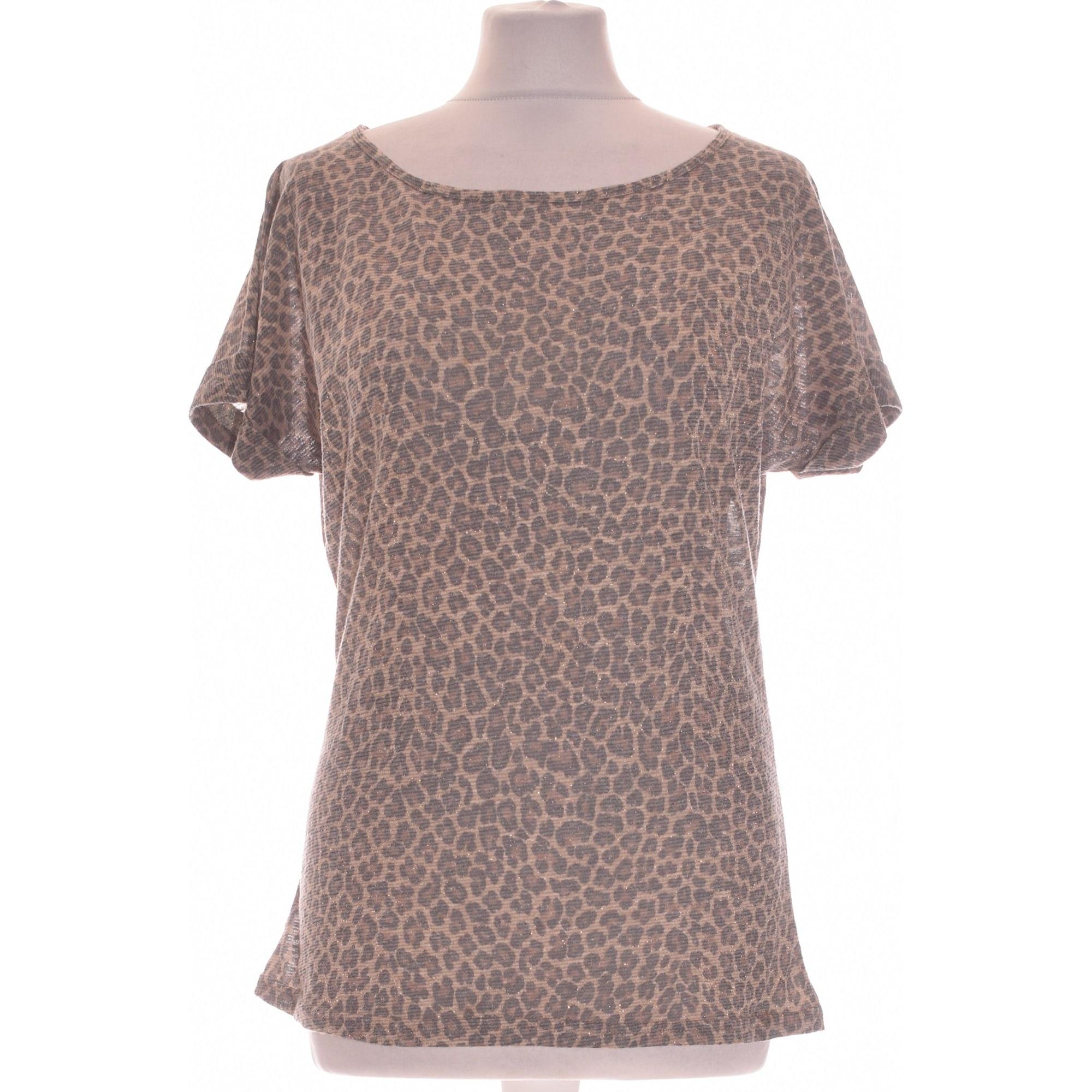 Top, tee-shirt PIMKIE Marron