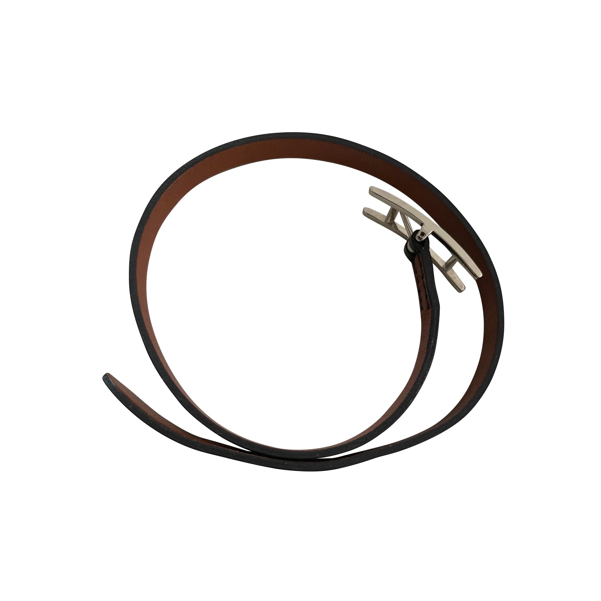 Bracelet HERMÈS Behapi Noir