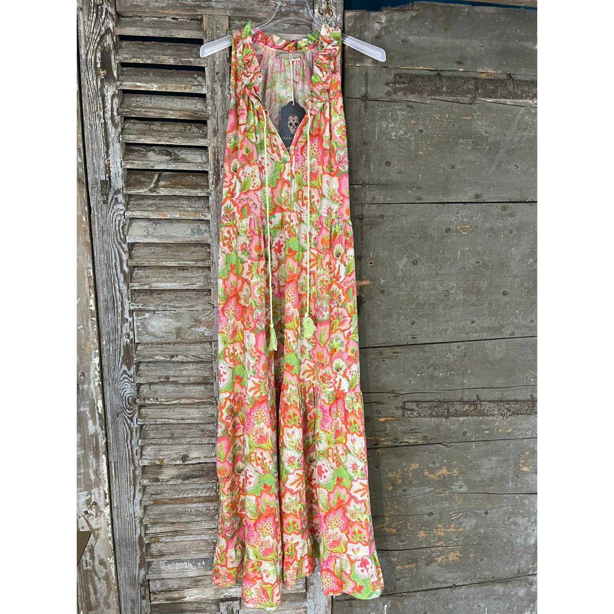 Robe longue BANDITAS Multicouleur