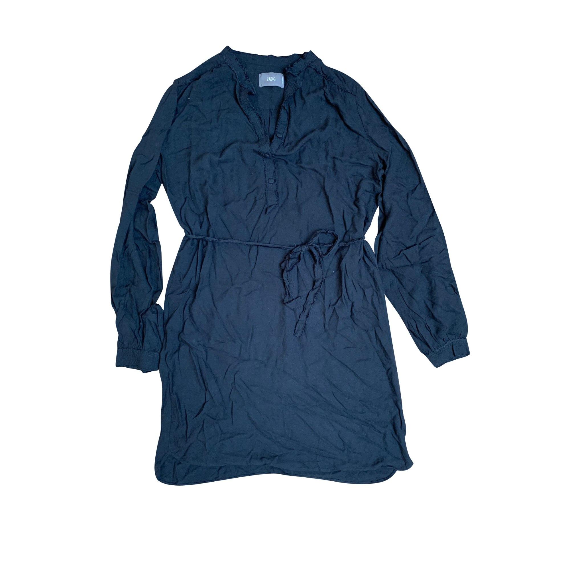 Robe longue ZADIG & VOLTAIRE Noir