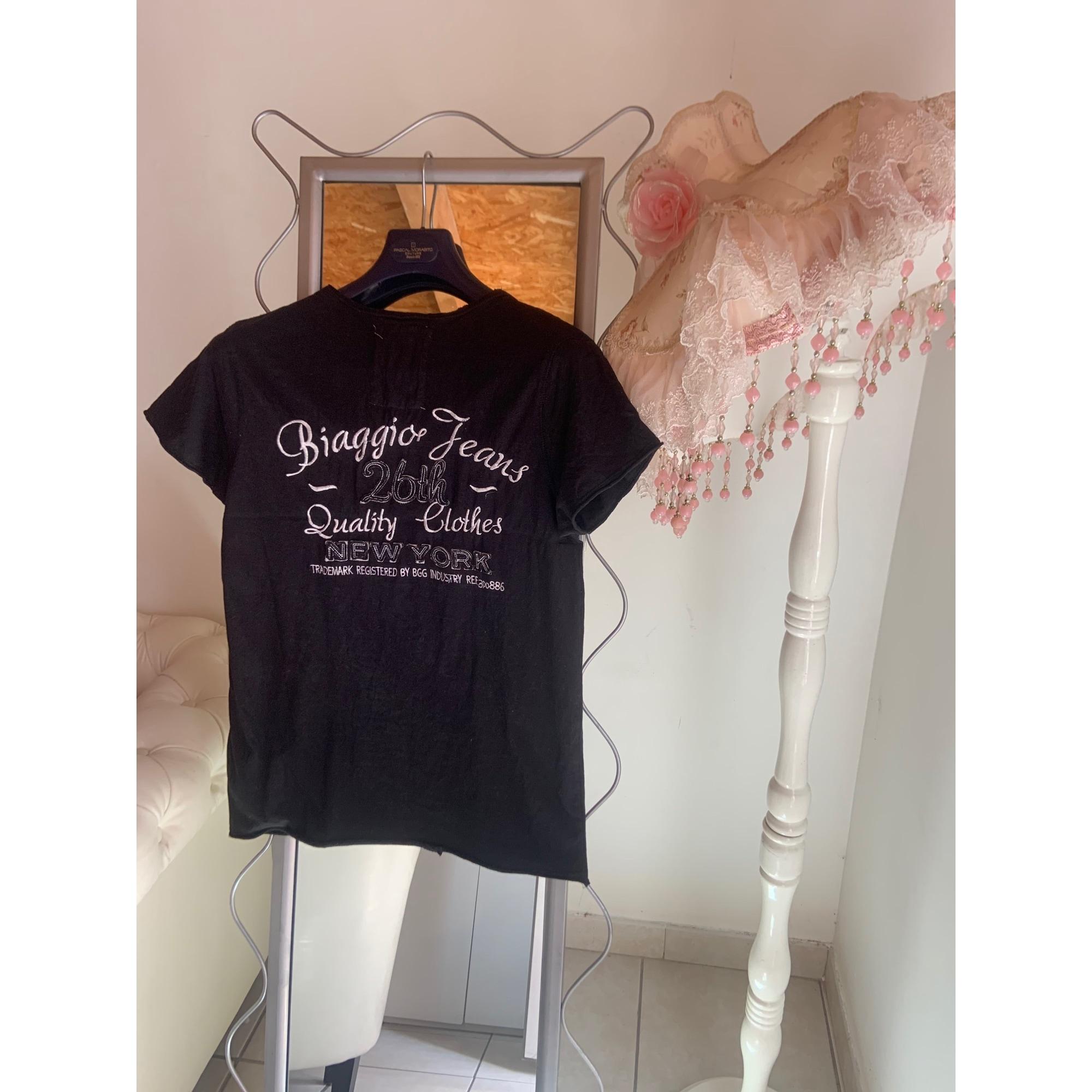 Tee-shirt BIAGGIO Noir