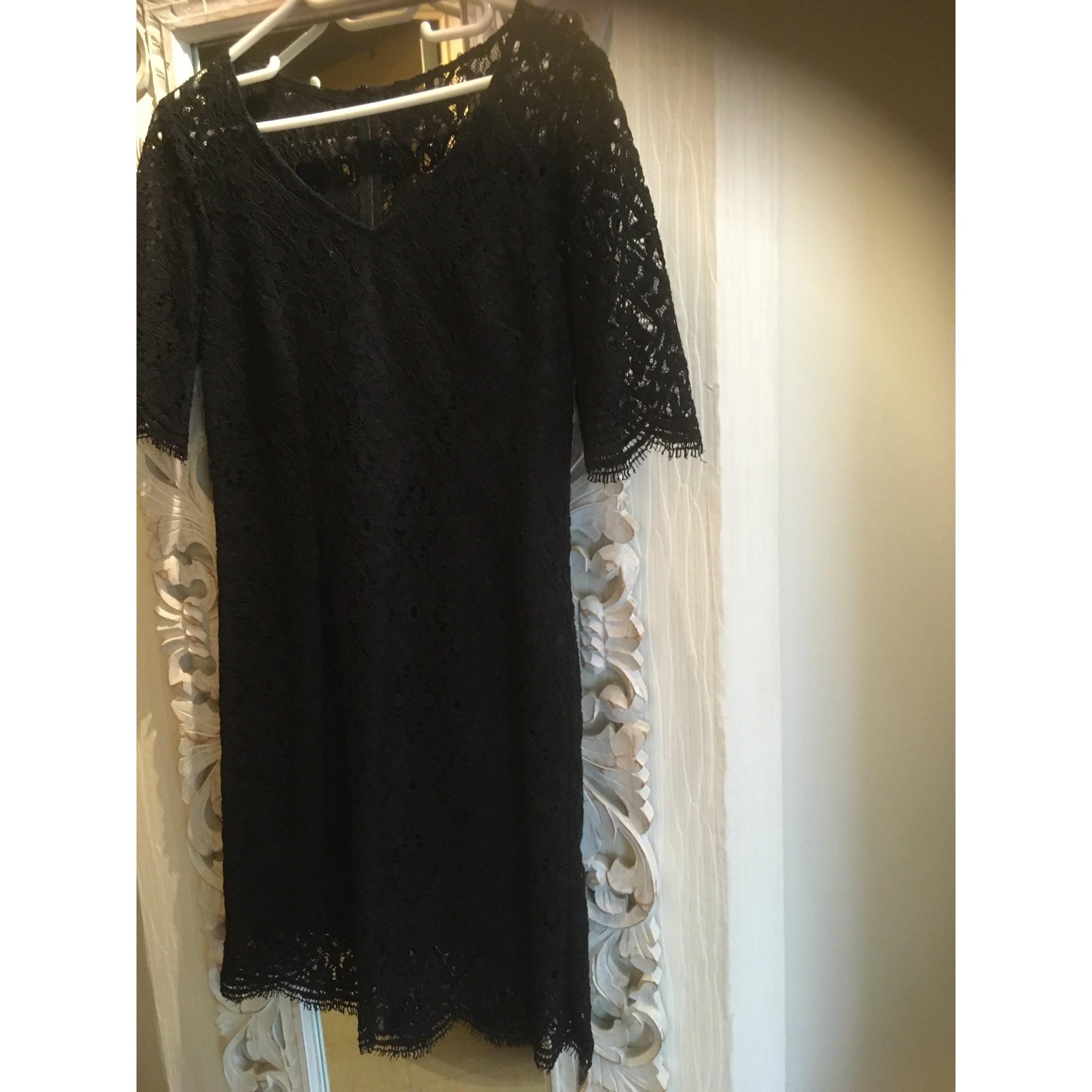 Robe courte CAROLL Noir