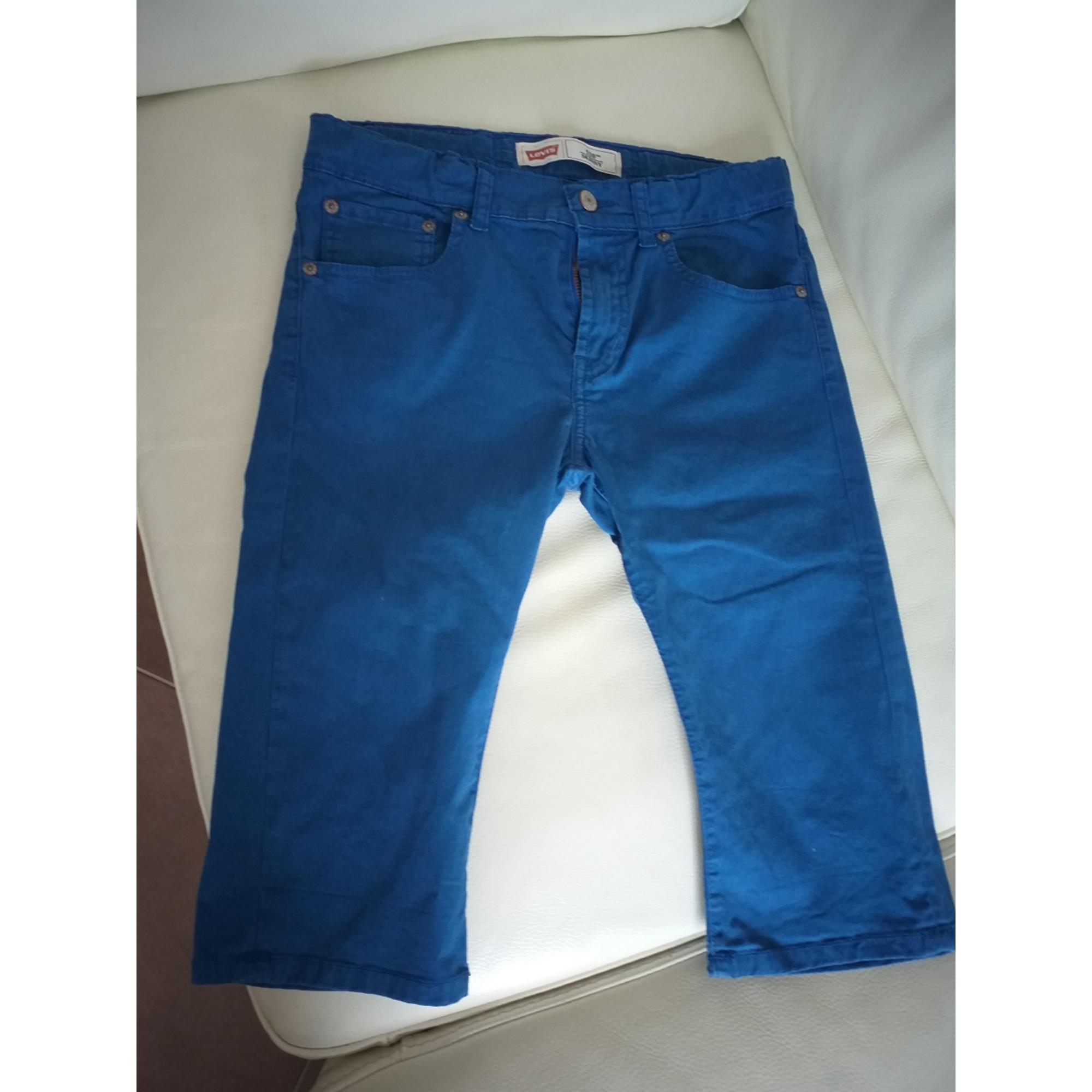 Bermuda LEVI'S Bleu, bleu marine, bleu turquoise
