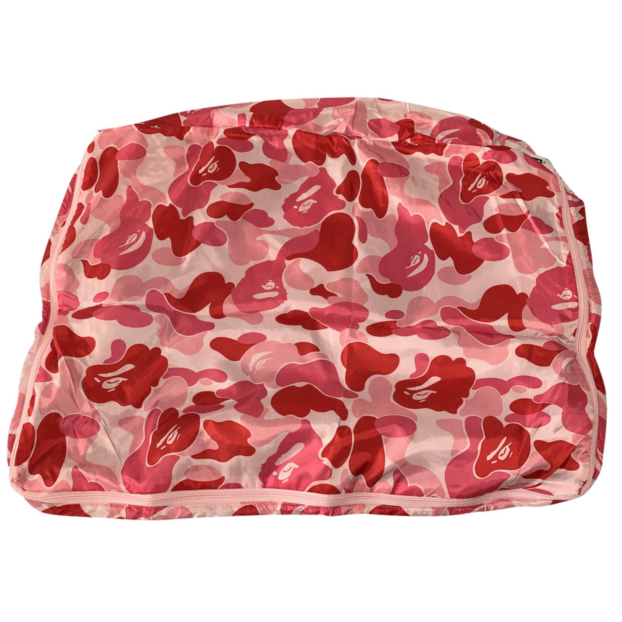 Handkoffer A BATHING APE Pink,  altrosa