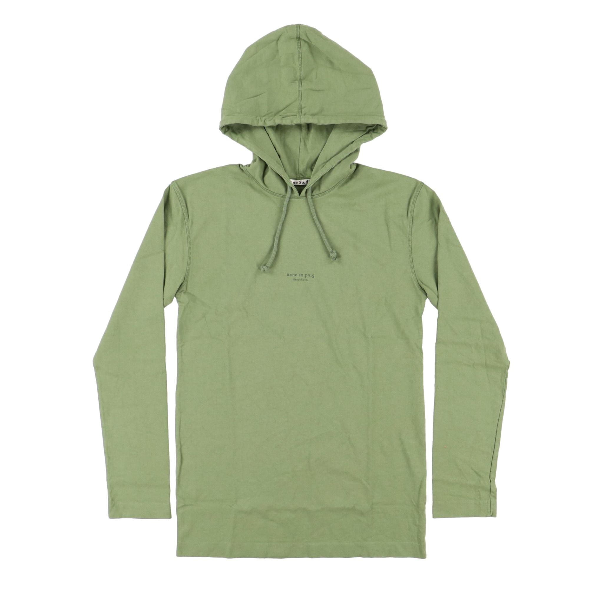 Sweat ACNE Vert