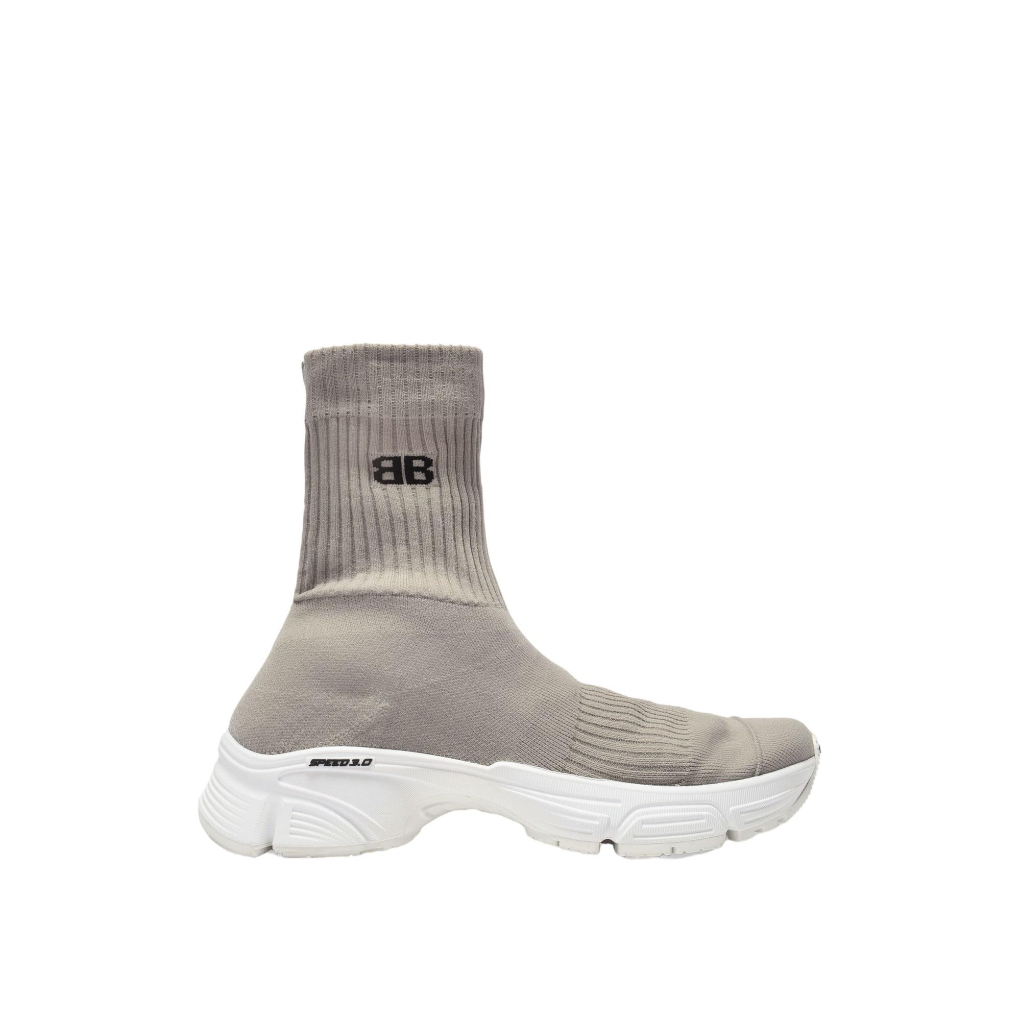 Sports Sneakers BALENCIAGA Gray, charcoal
