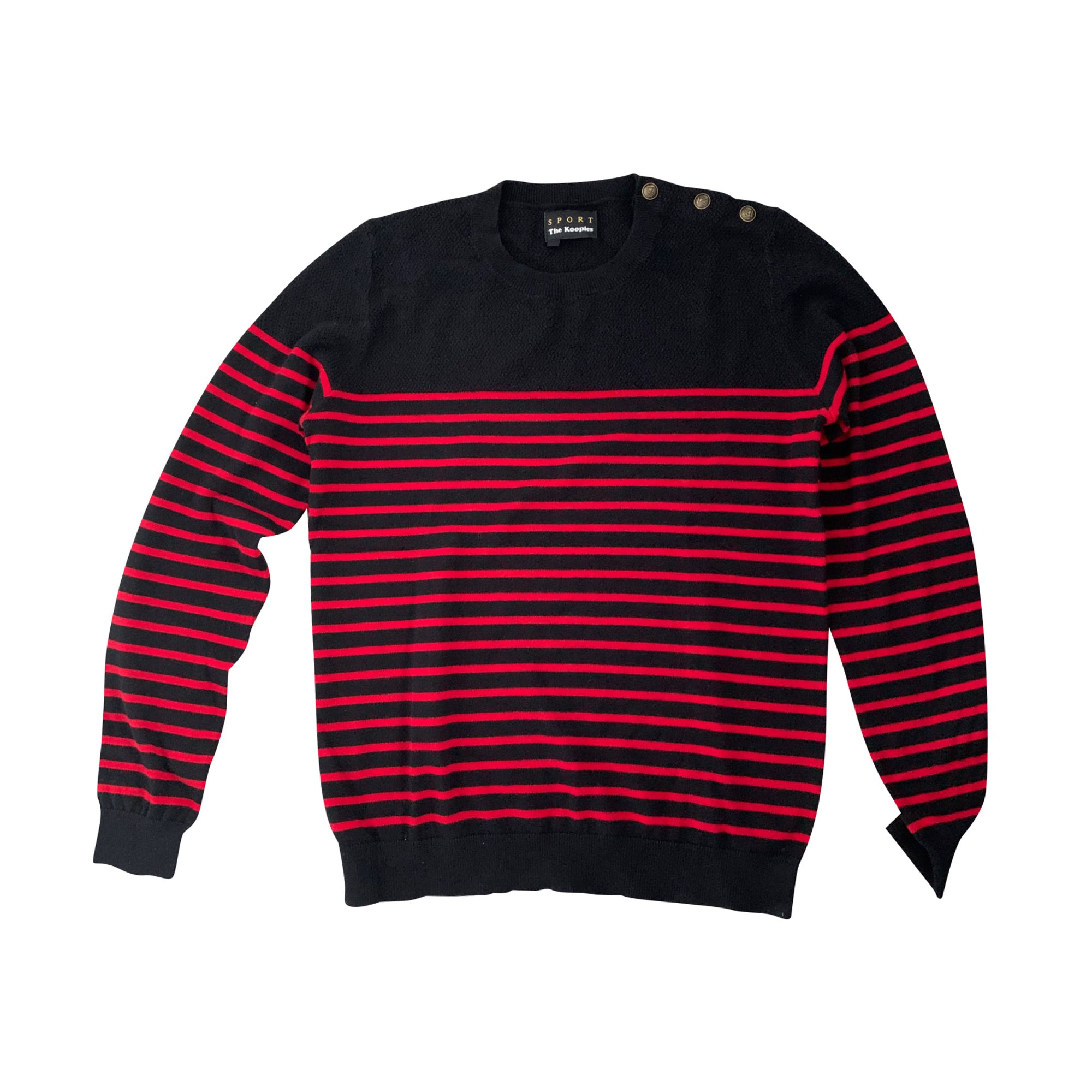 Sweater THE KOOPLES Black