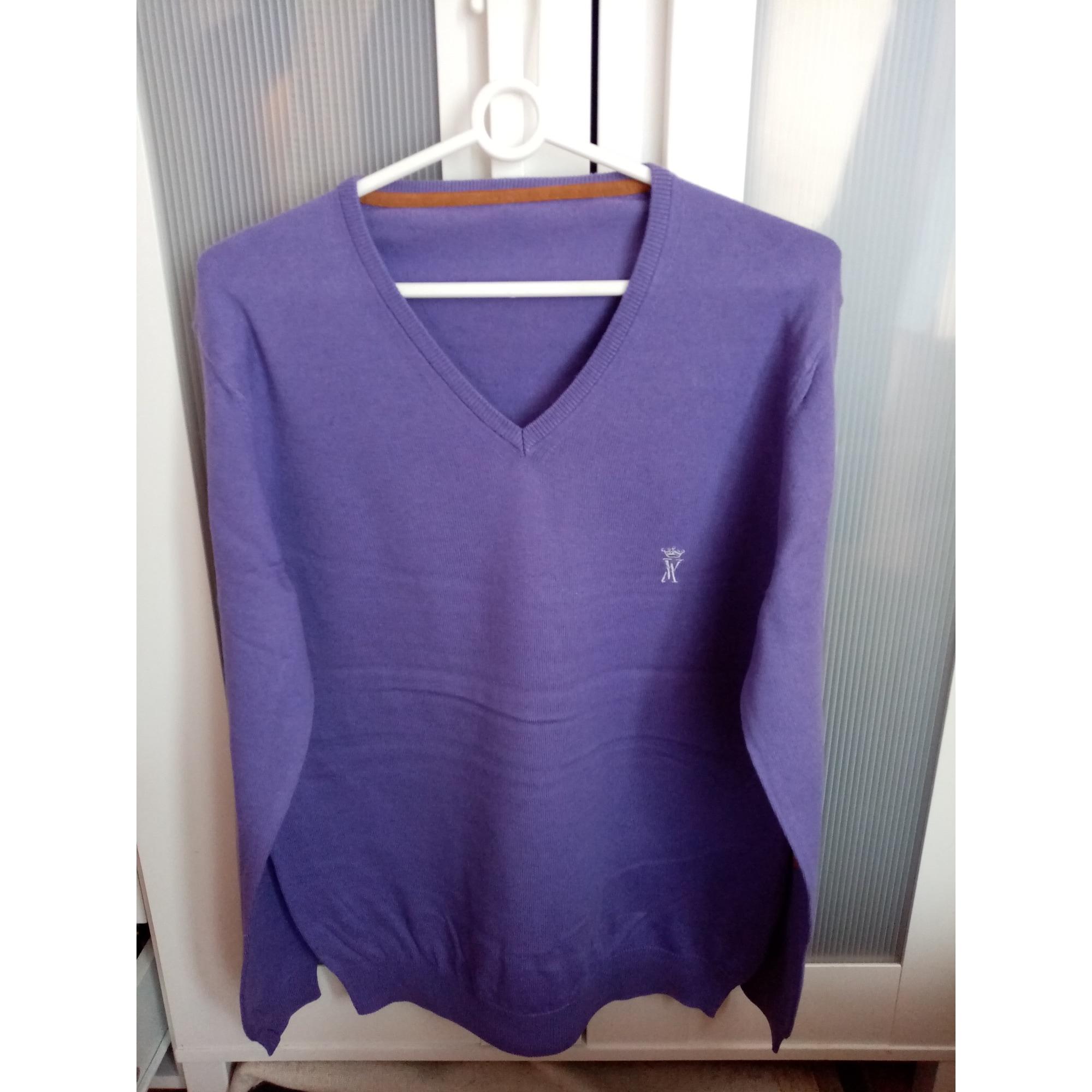 Pull VICOMTE A. Violet, mauve, lavande